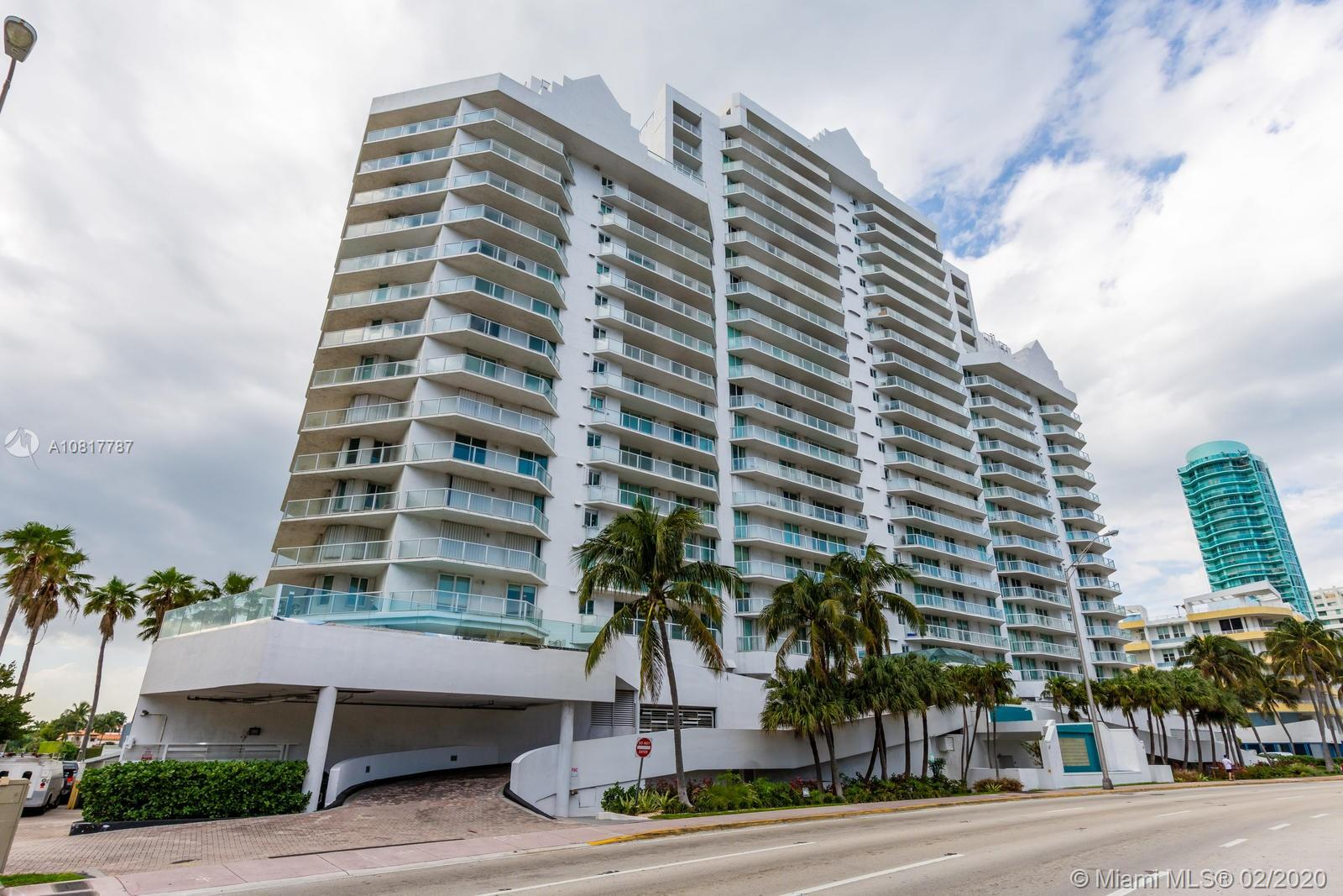 5900  Collins Ave #803 For Sale A10817787, FL
