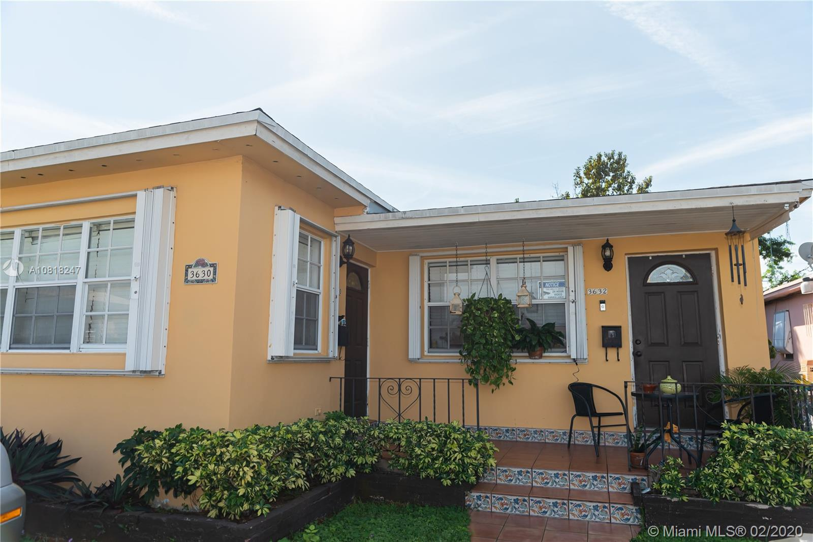 3630 SW 25th Ter  For Sale A10818247, FL