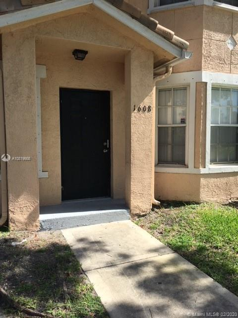 1608  Belmont Ln #1608 For Sale A10819986, FL