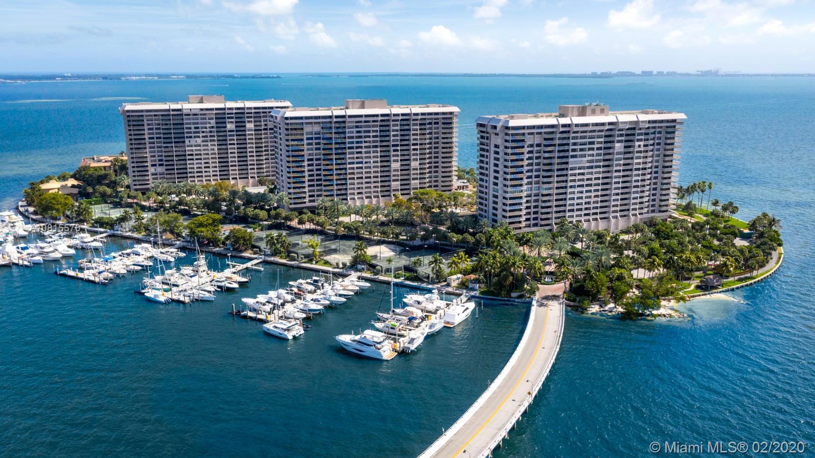 2  Grove Isle Dr #B302 For Sale A10815570, FL