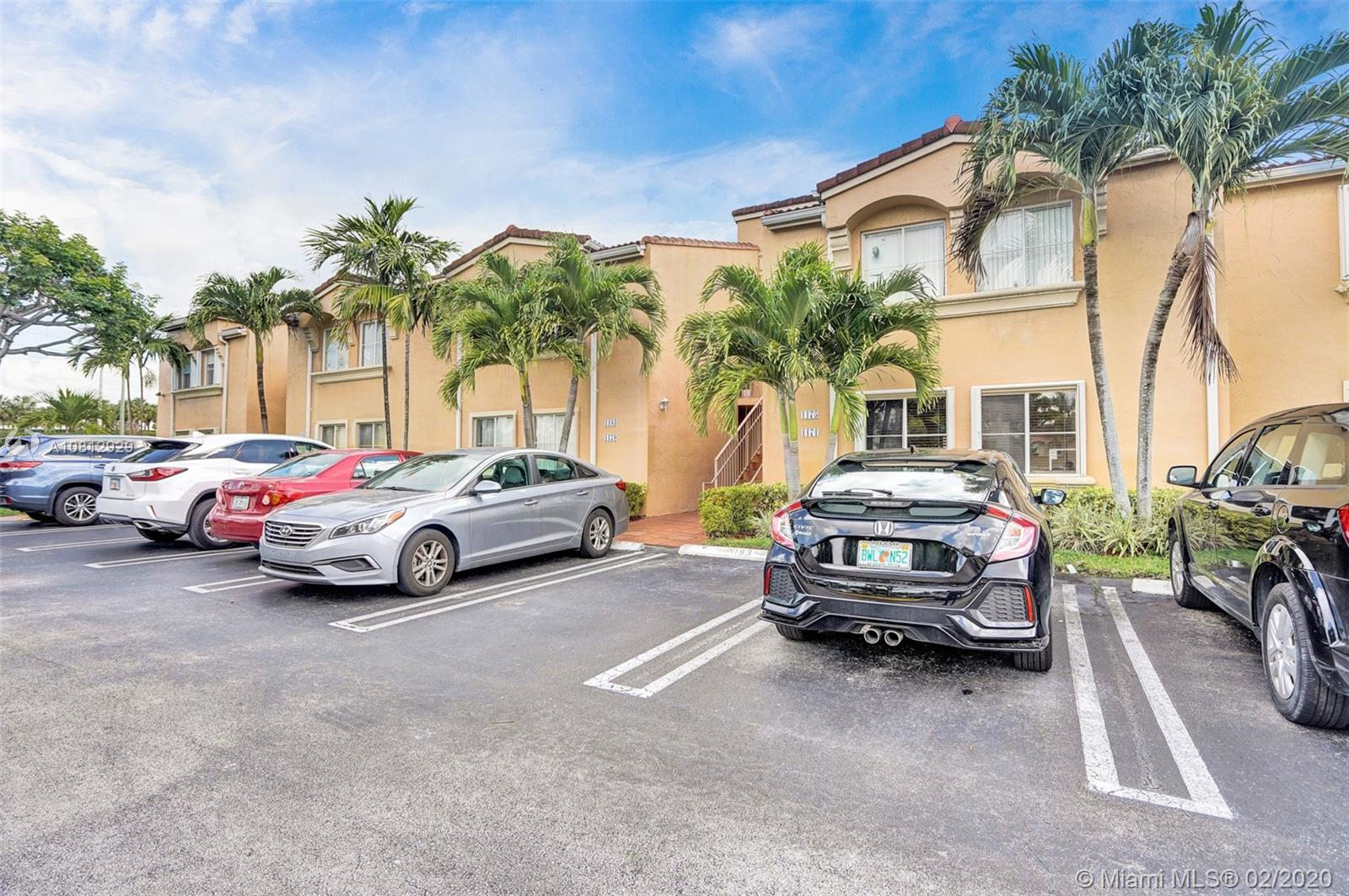 1179 NW 124th Ct #103 For Sale A10812929, FL