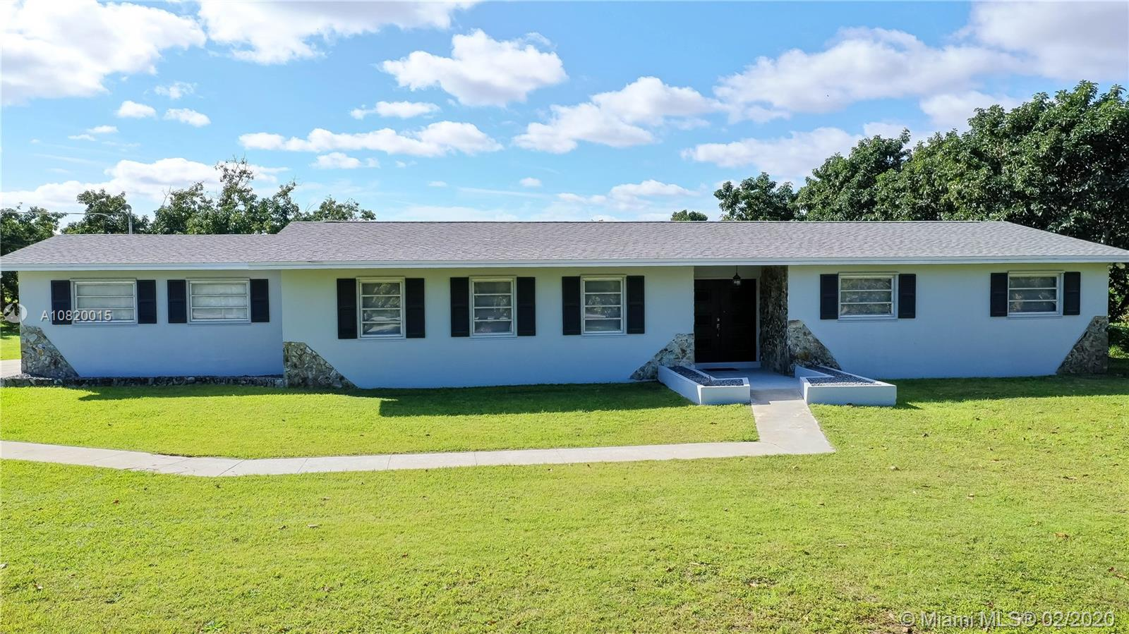 19950 SW 280th St  For Sale A10820015, FL