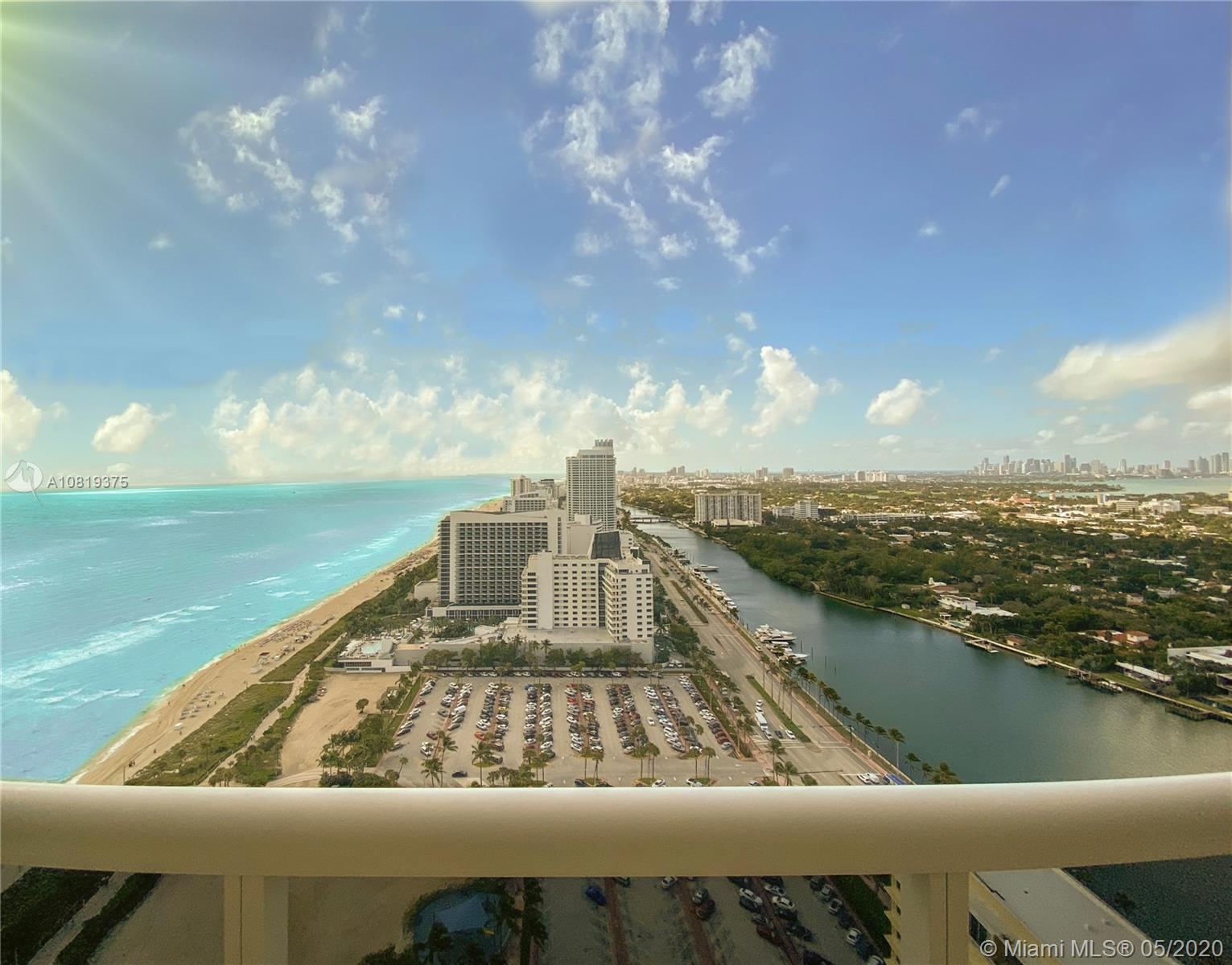 4775  Collins Ave #3404 For Sale A10819375, FL
