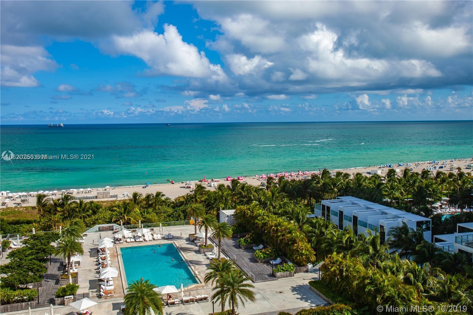 2301  Collins Ave #1040 For Sale A10820250, FL
