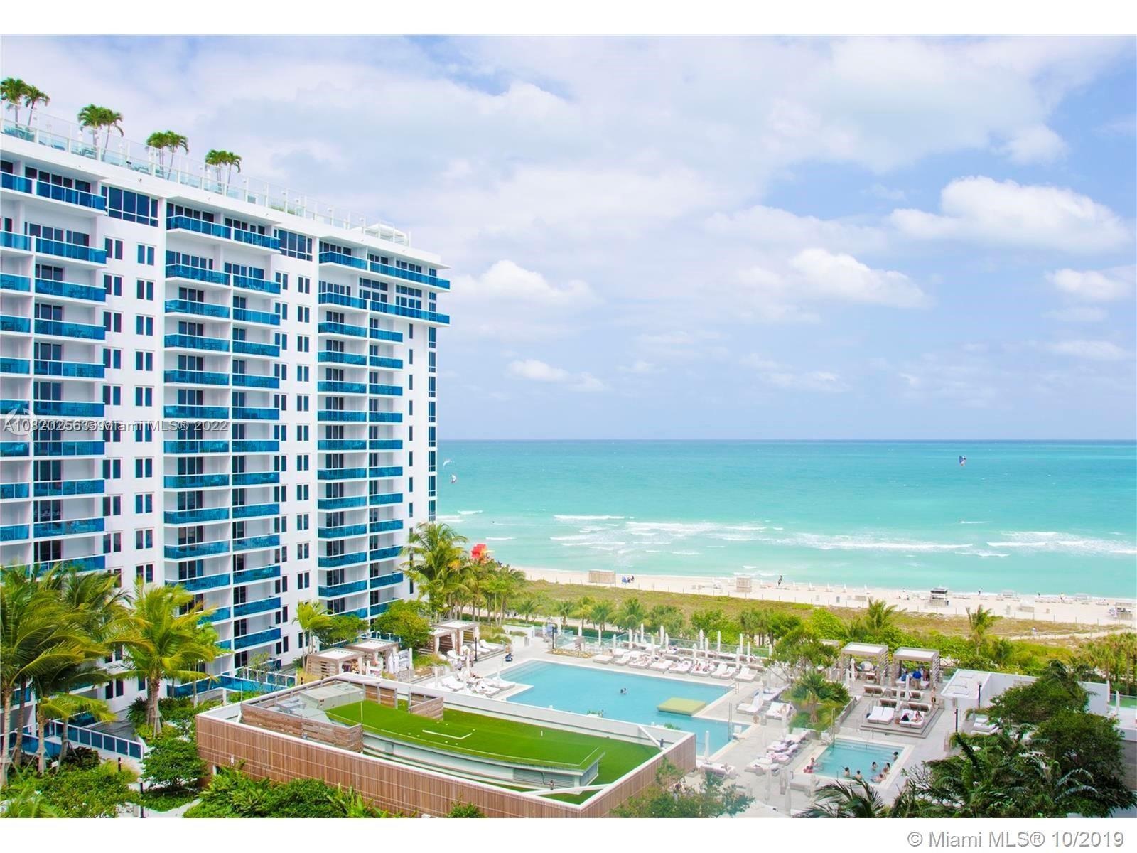 2301  Collins Ave #1040 For Sale A10820256, FL