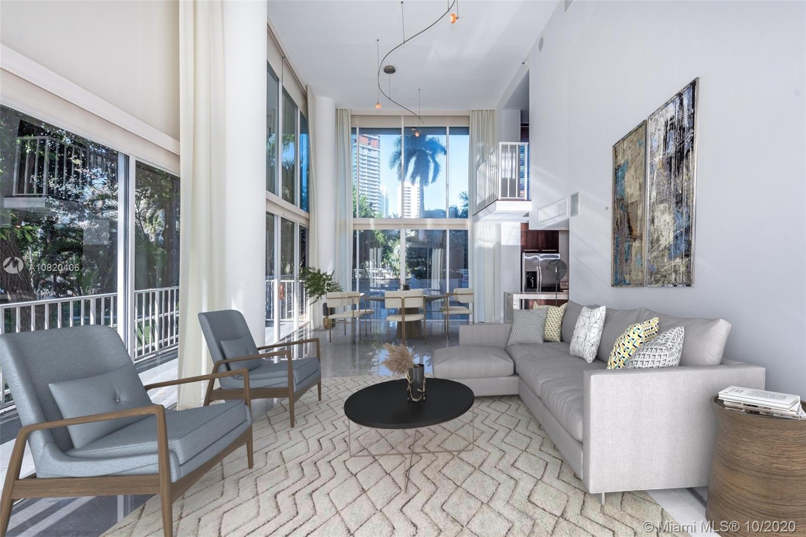 1627  Brickell Ave #401 For Sale A10820406, FL