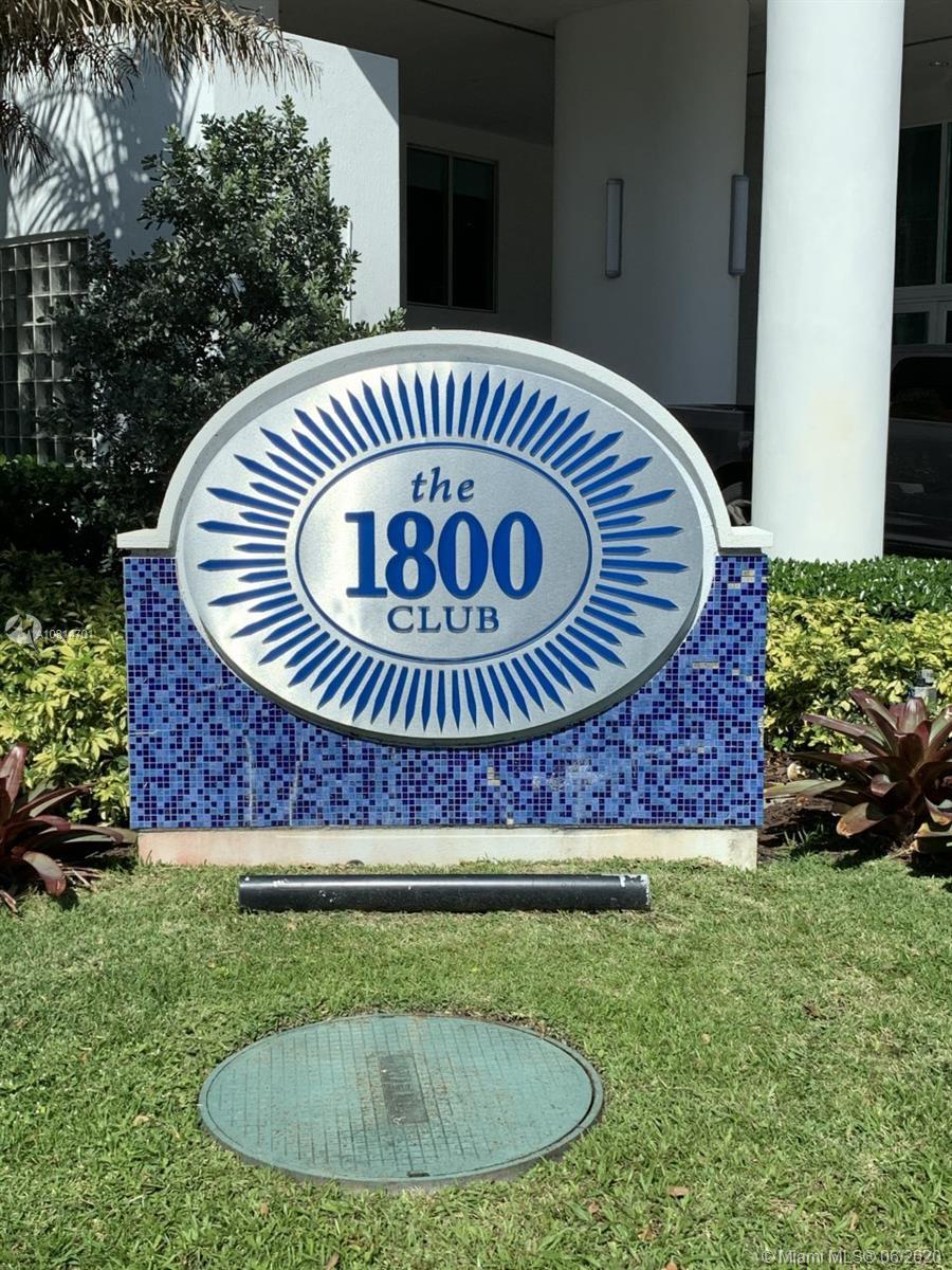 1800 N Bayshore Dr #1404 For Sale A10814701, FL