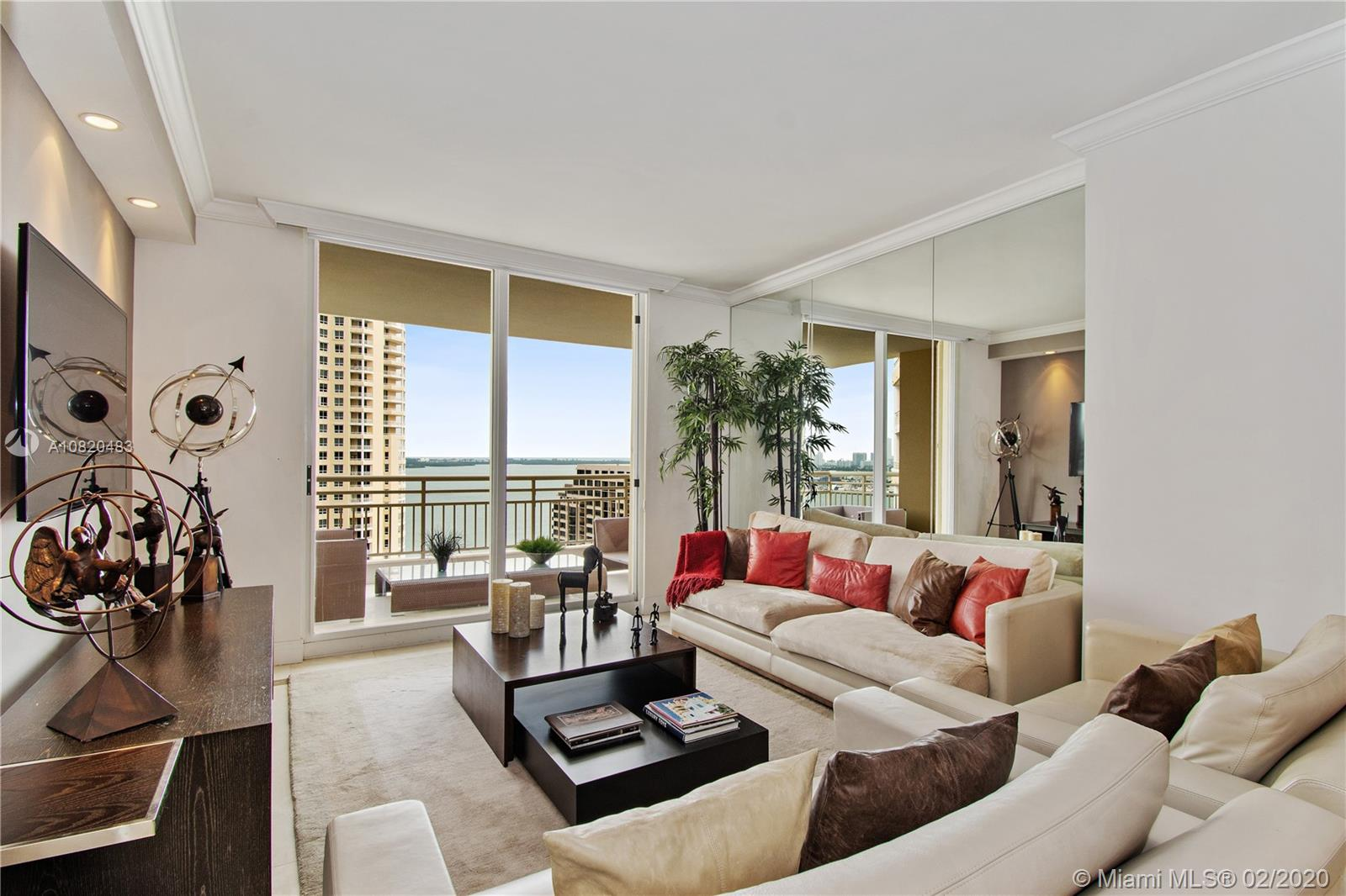 888  Brickell Key Dr #1907 For Sale A10820483, FL