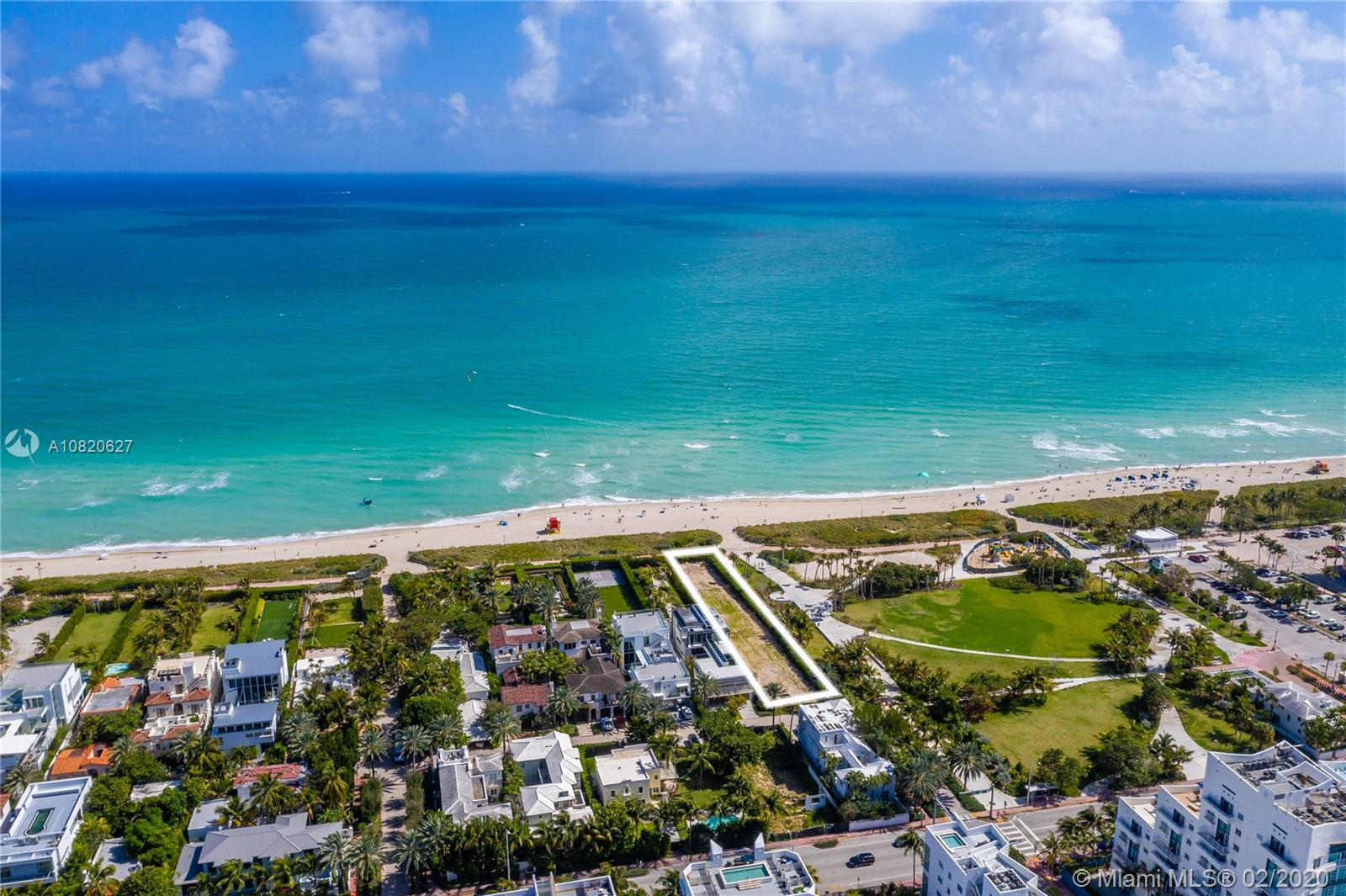 7701  Atlantic Way  For Sale A10820627, FL