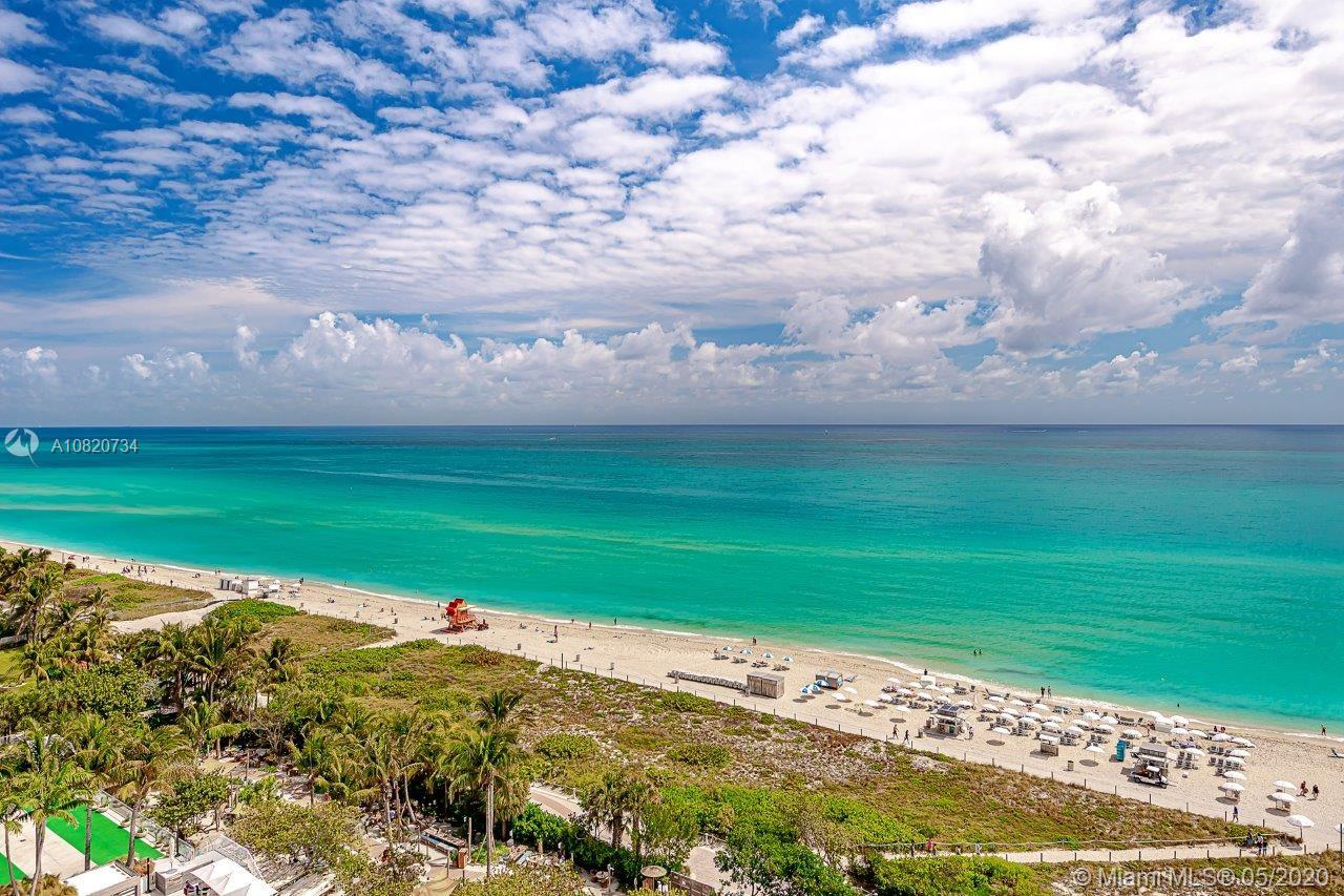 2301  Collins Ave #1411 For Sale A10820734, FL