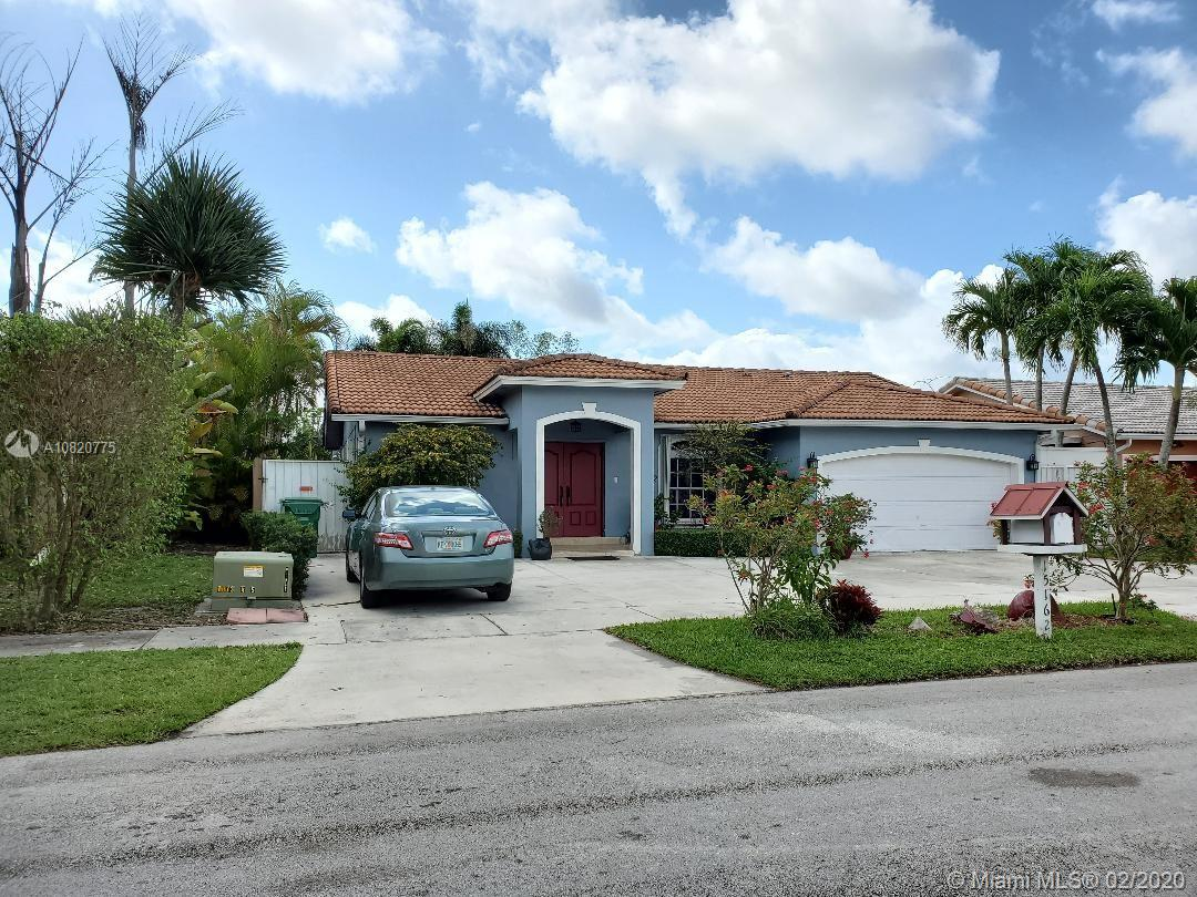 15162 SW 171st St  For Sale A10820775, FL