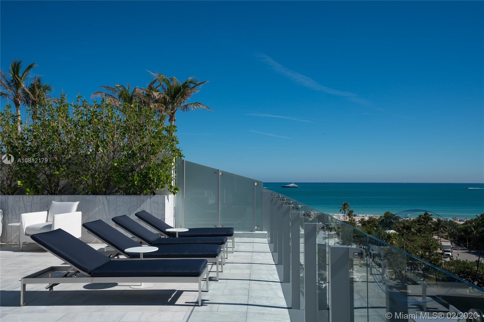 1  Collins Ave #705 For Sale A10812179, FL