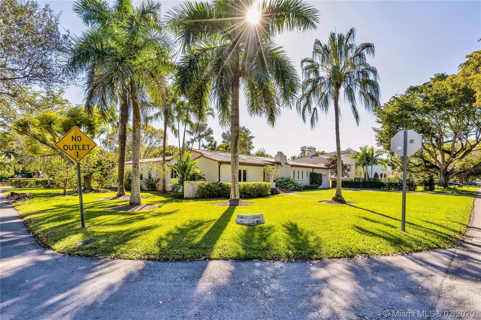 1400  Sopera Ave  For Sale A10819159, FL