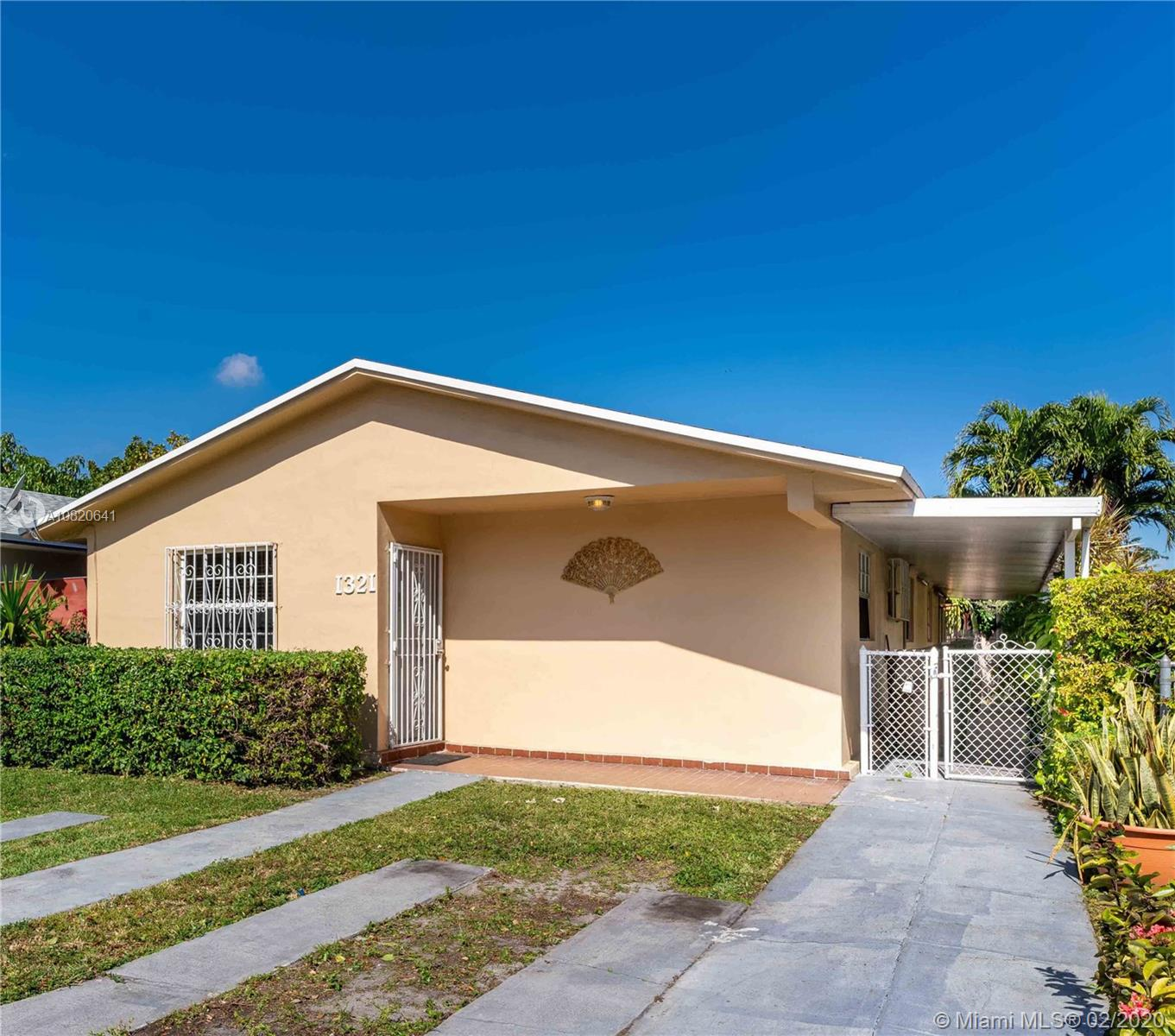 1321 W 42nd St  For Sale A10820641, FL