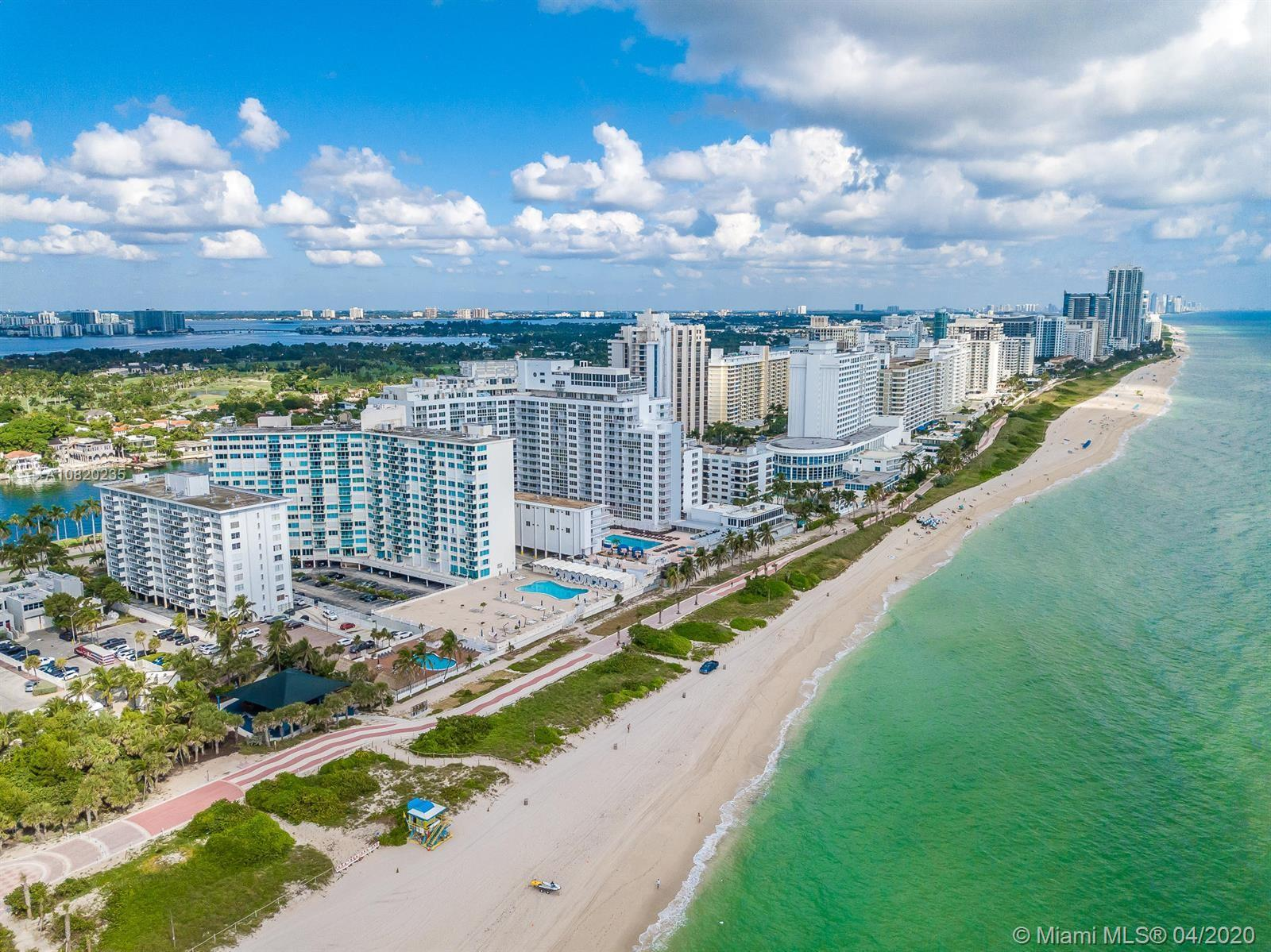 5313  Collins Ave #501 For Sale A10820235, FL