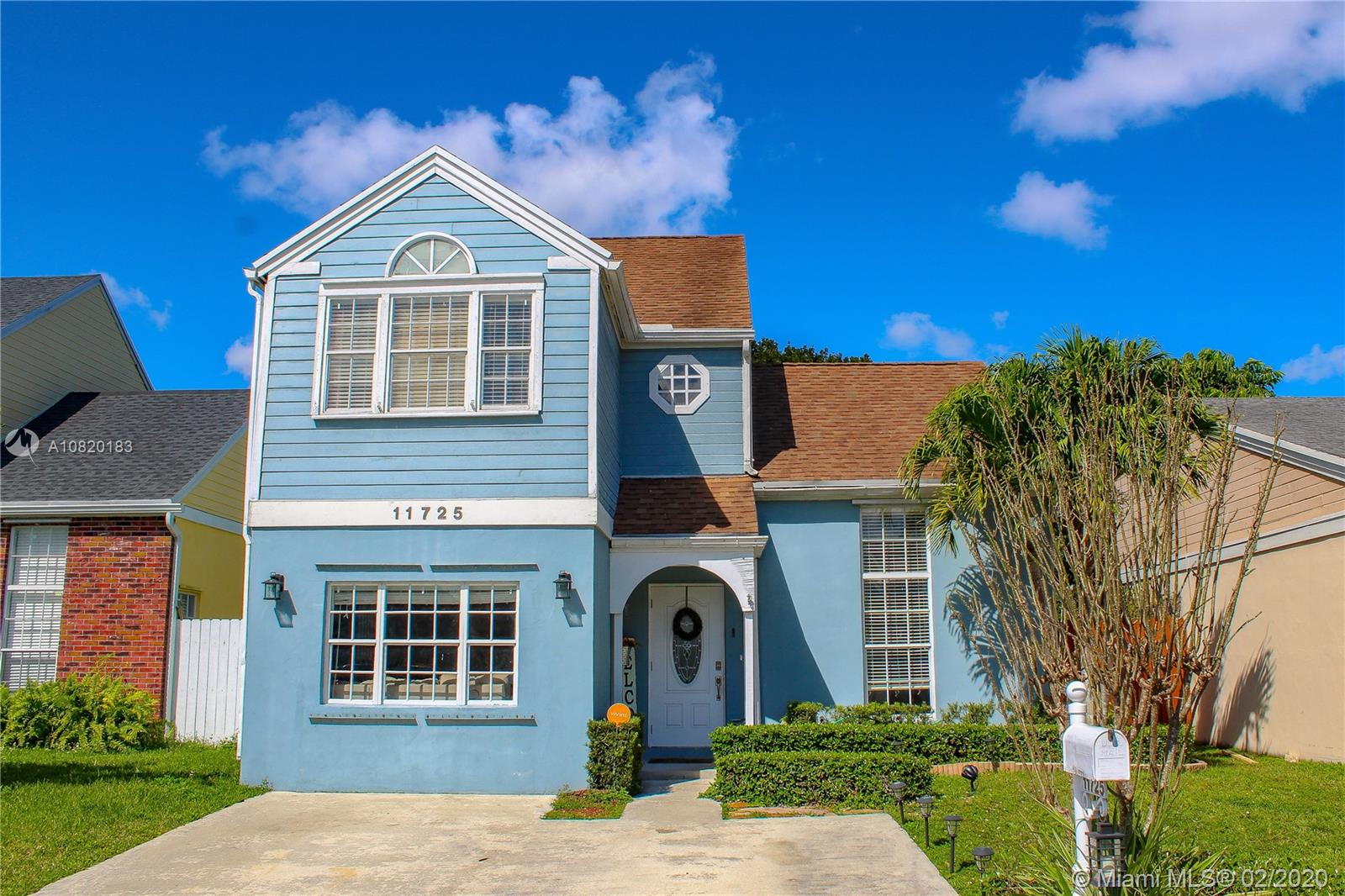 11725 SW 115th Ter  For Sale A10820183, FL