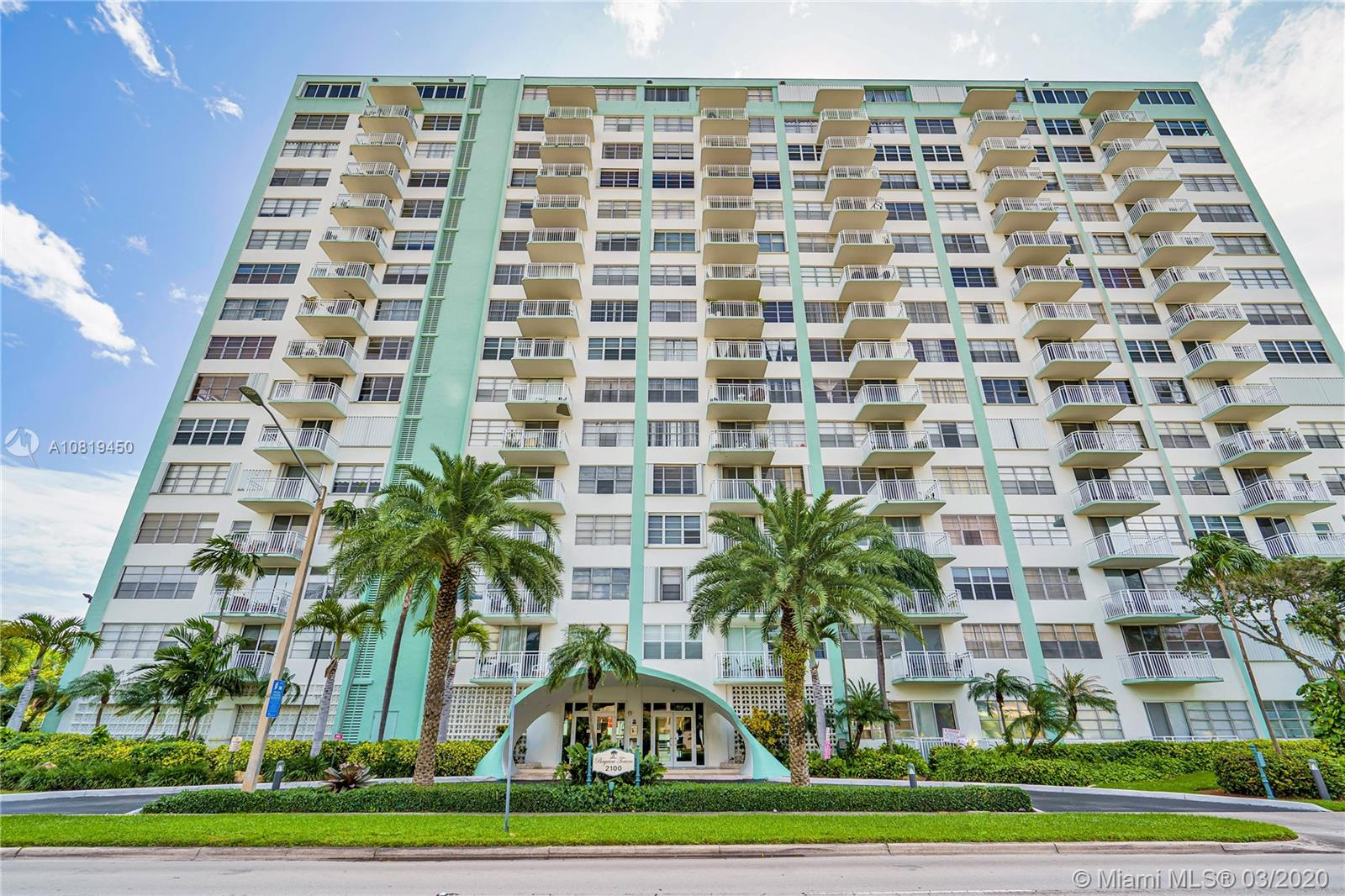 2100  Sans Souci Blvd #A1410 For Sale A10819450, FL