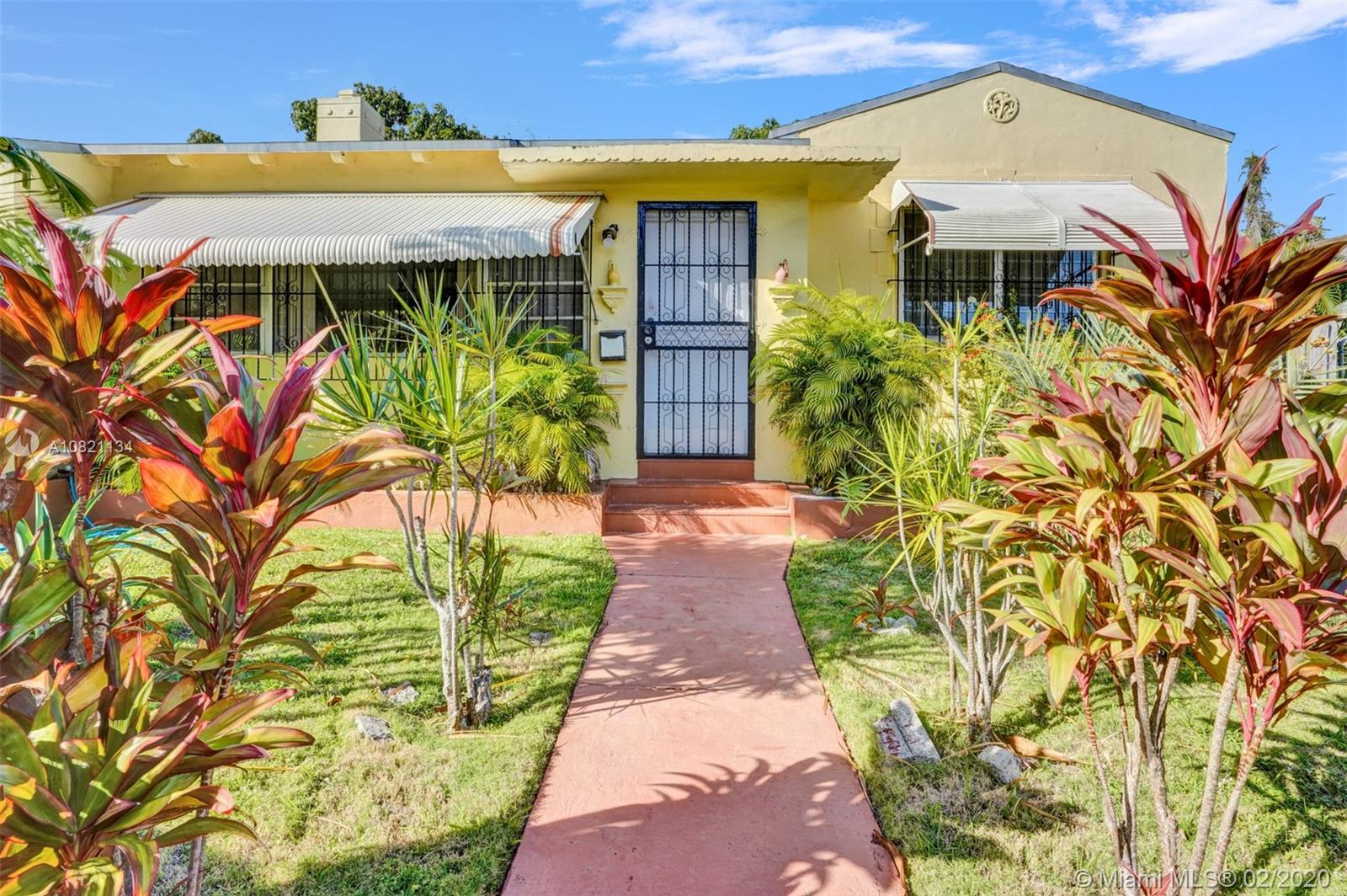 731 NE 82nd St  For Sale A10821134, FL
