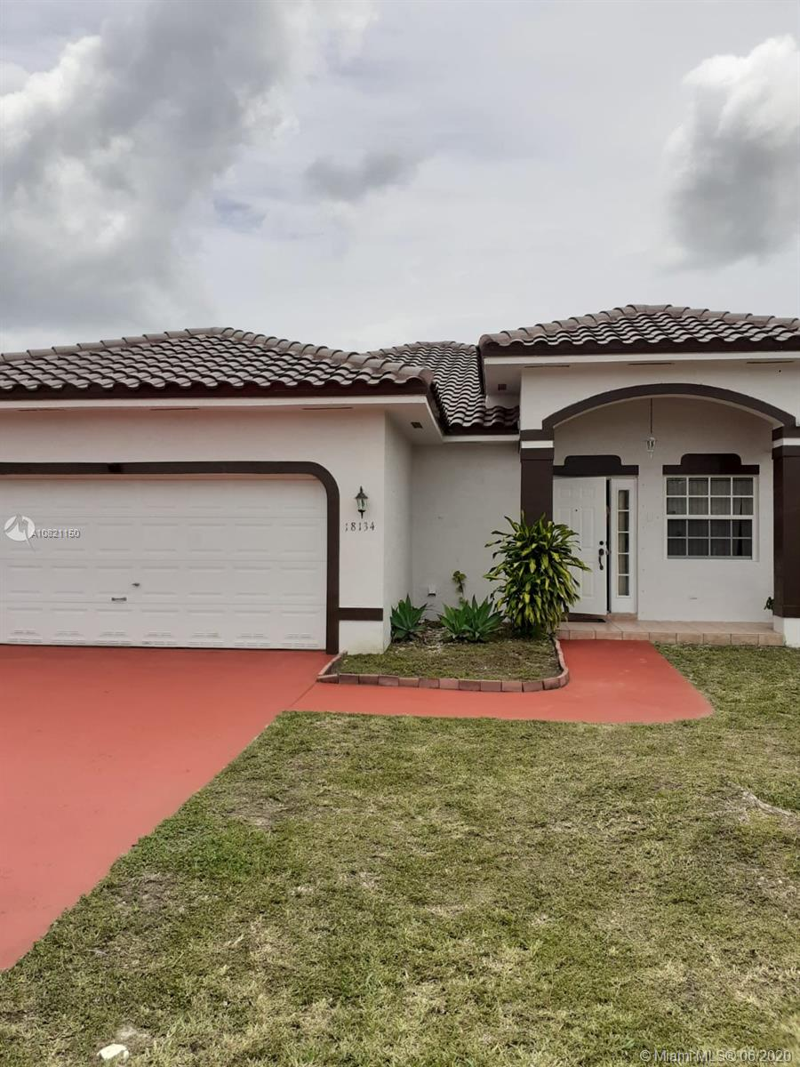 18134 SW 144th Pl  For Sale A10821150, FL