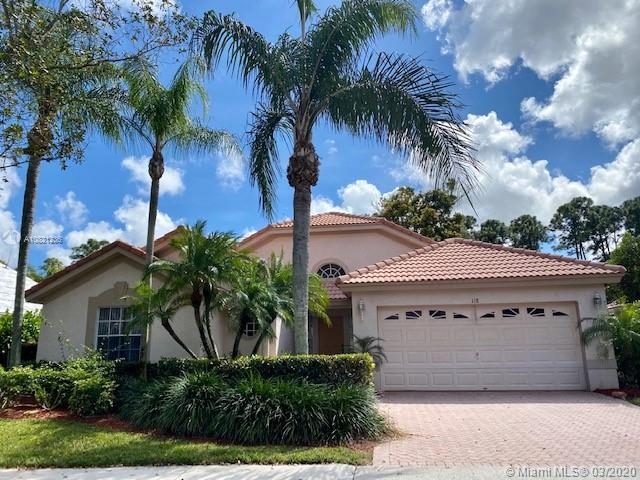 118 Bent Tree Dr, Palm Beach Gardens, FL 33418
