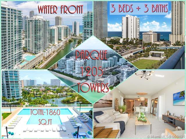 300  Sunny Isles Blvd #4-1205 For Sale A10814672, FL