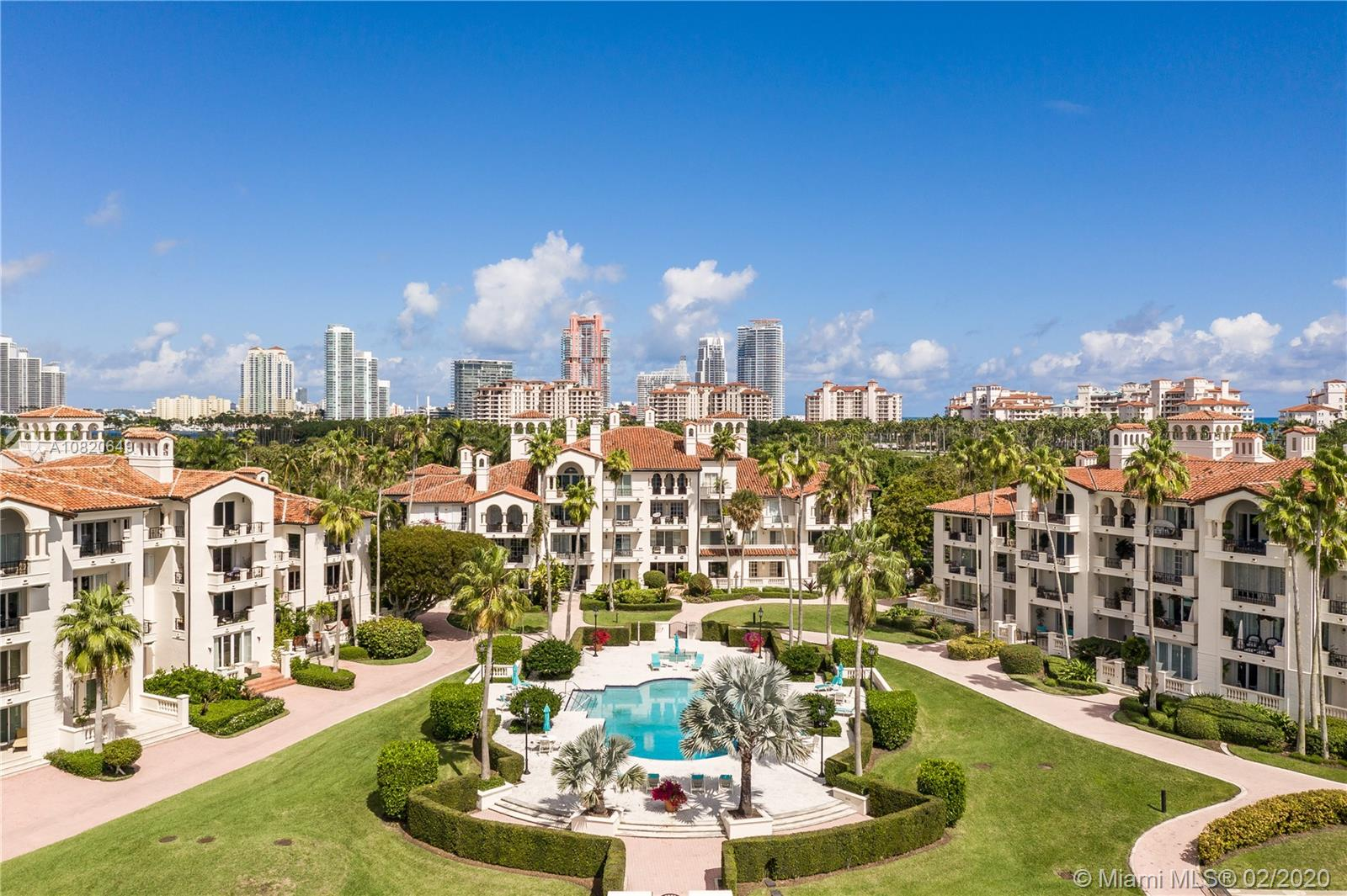 2225  Fisher Island Dr #3205 For Sale A10820649, FL