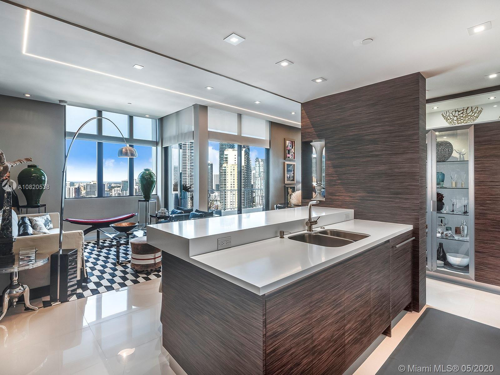 1581  Brickell Ave #T107 For Sale A10820538, FL