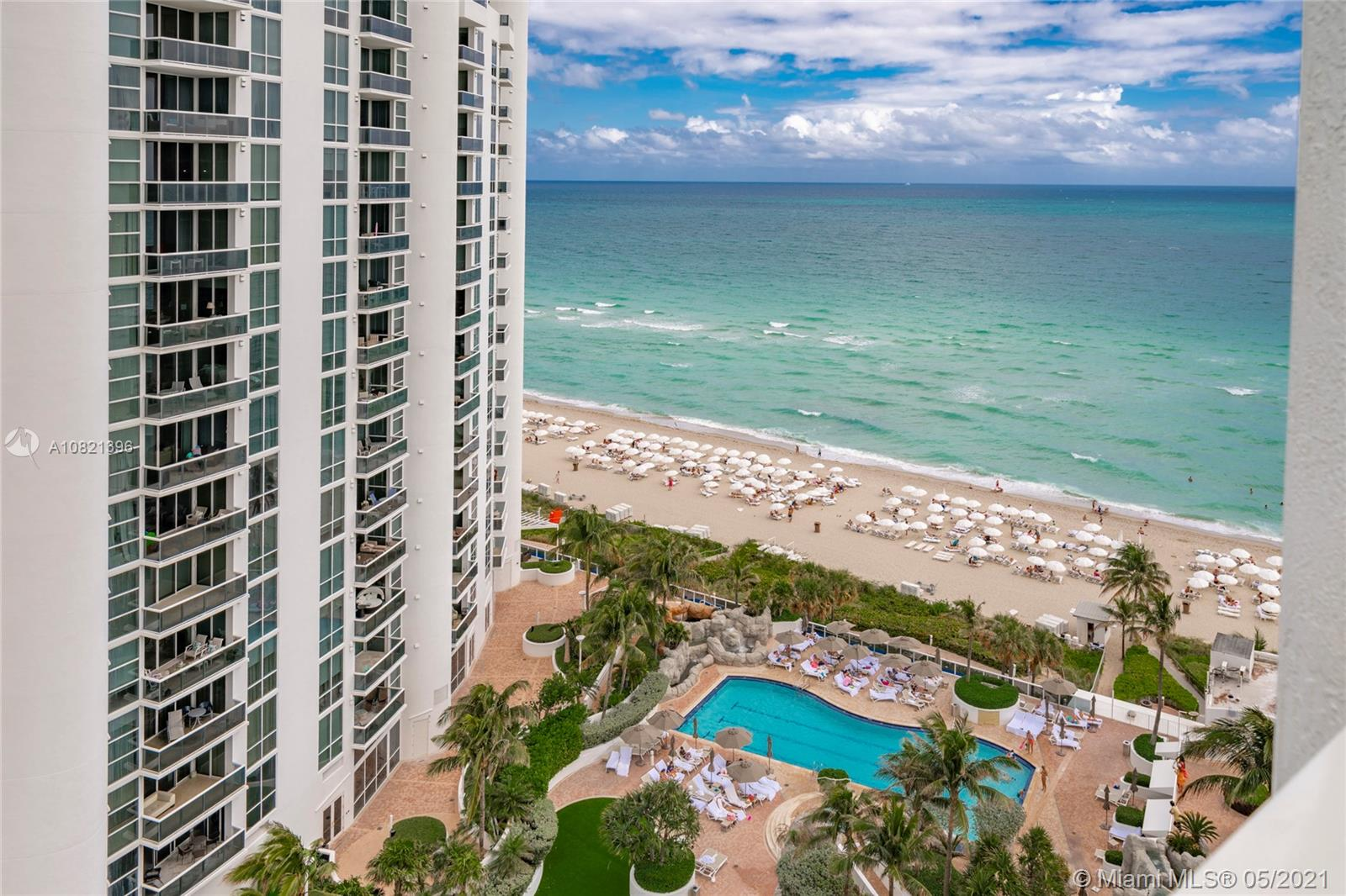 18001  Collins Ave #1205 For Sale A10821396, FL