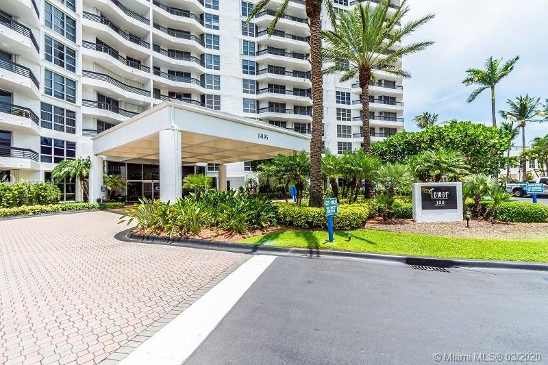 19195  Mystic Pointe Dr #2105 For Sale A10821409, FL