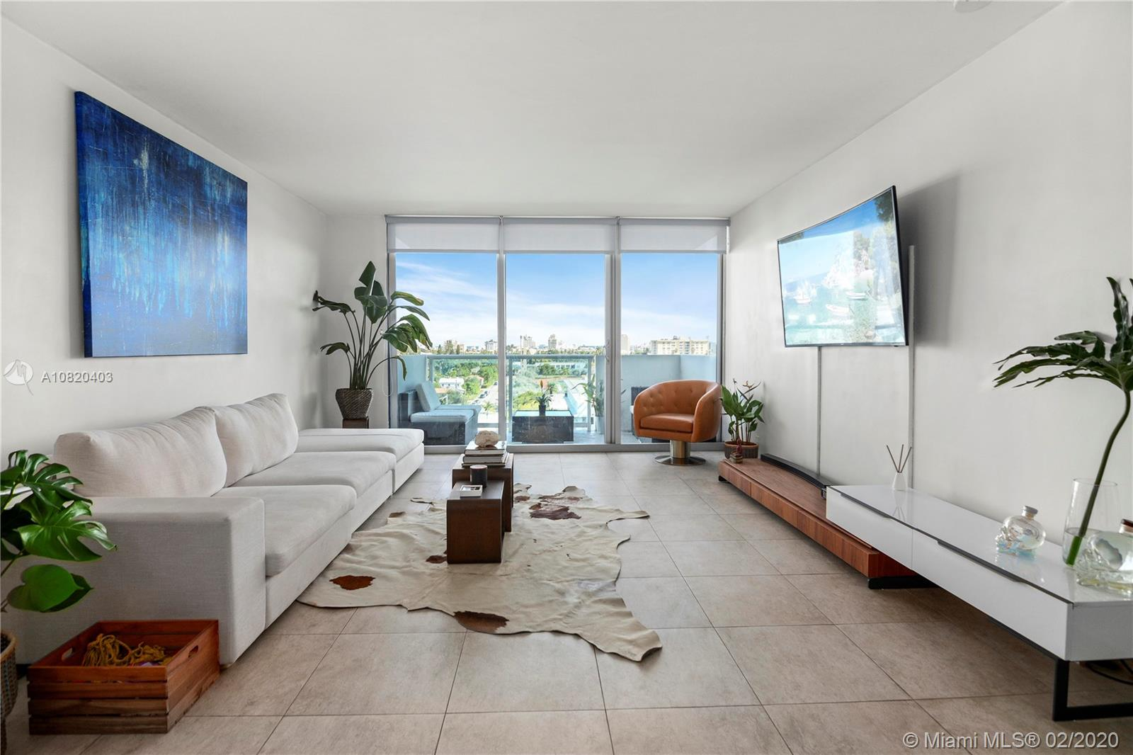 1200  West Ave #808 For Sale A10820403, FL