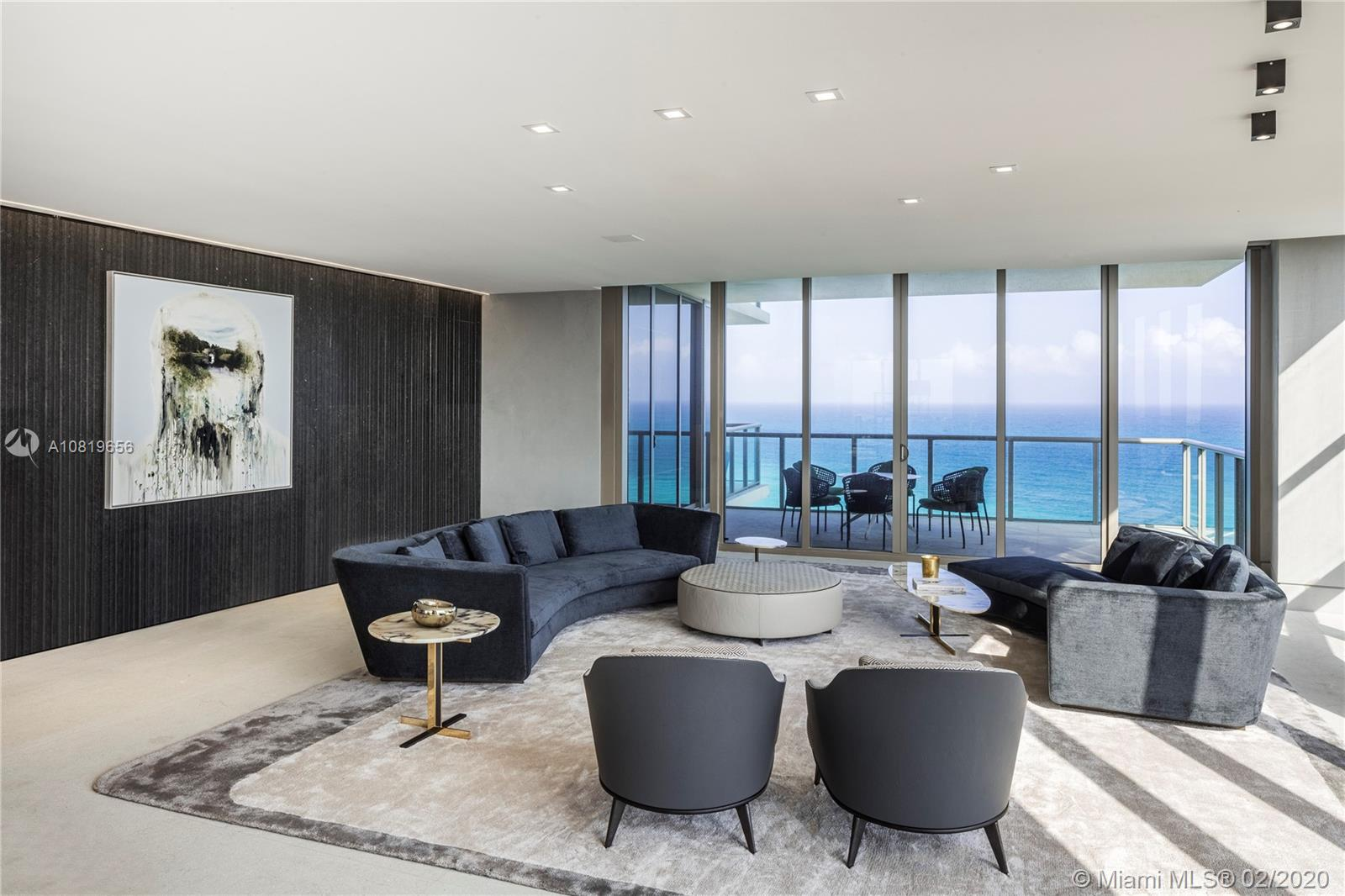 9701  Collins Ave #1401S For Sale A10819656, FL