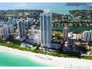 6365  Collins Ave #3010 For Sale A10821273, FL