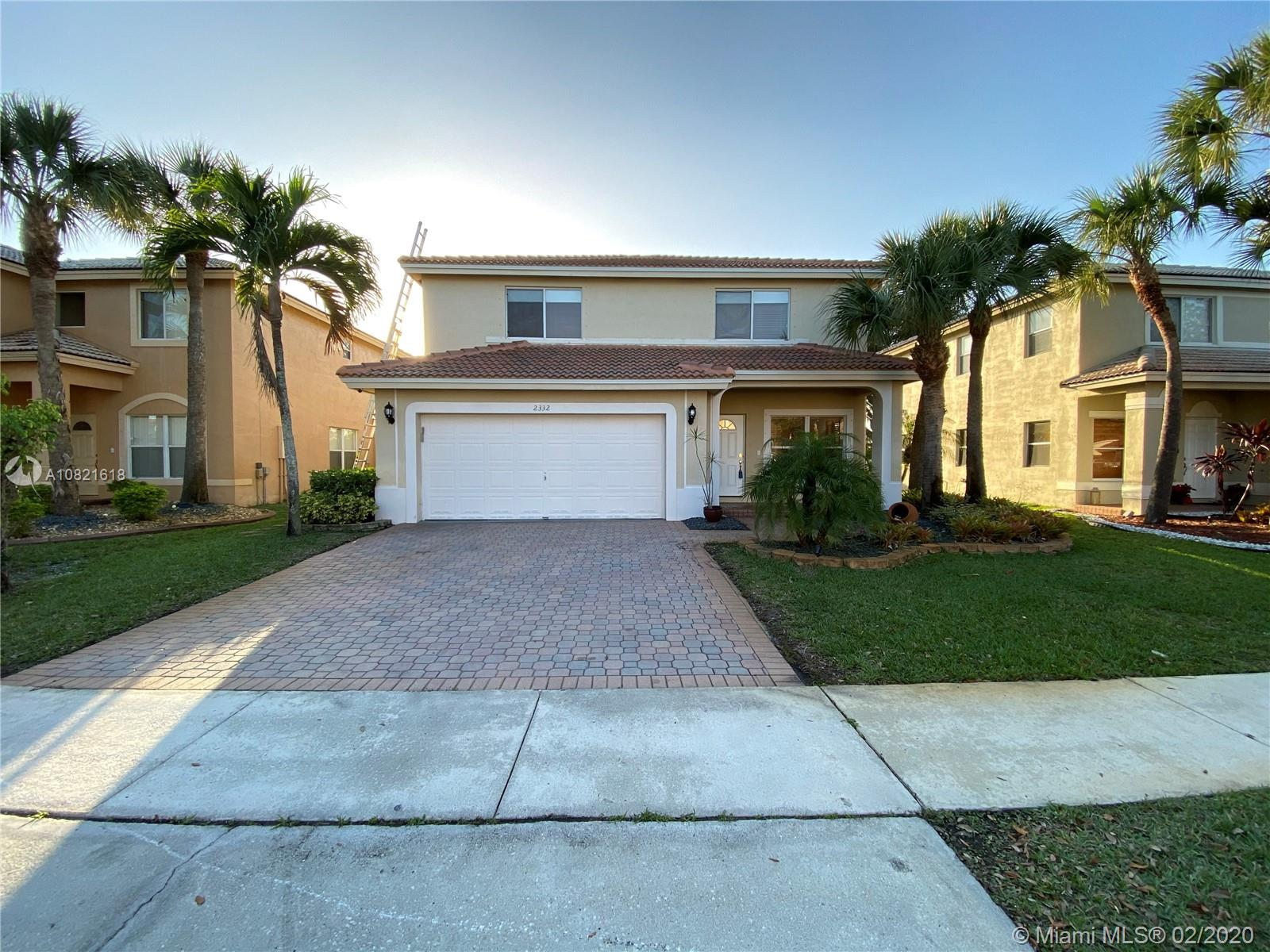 2332 SW 135th Ave  For Sale A10821618, FL