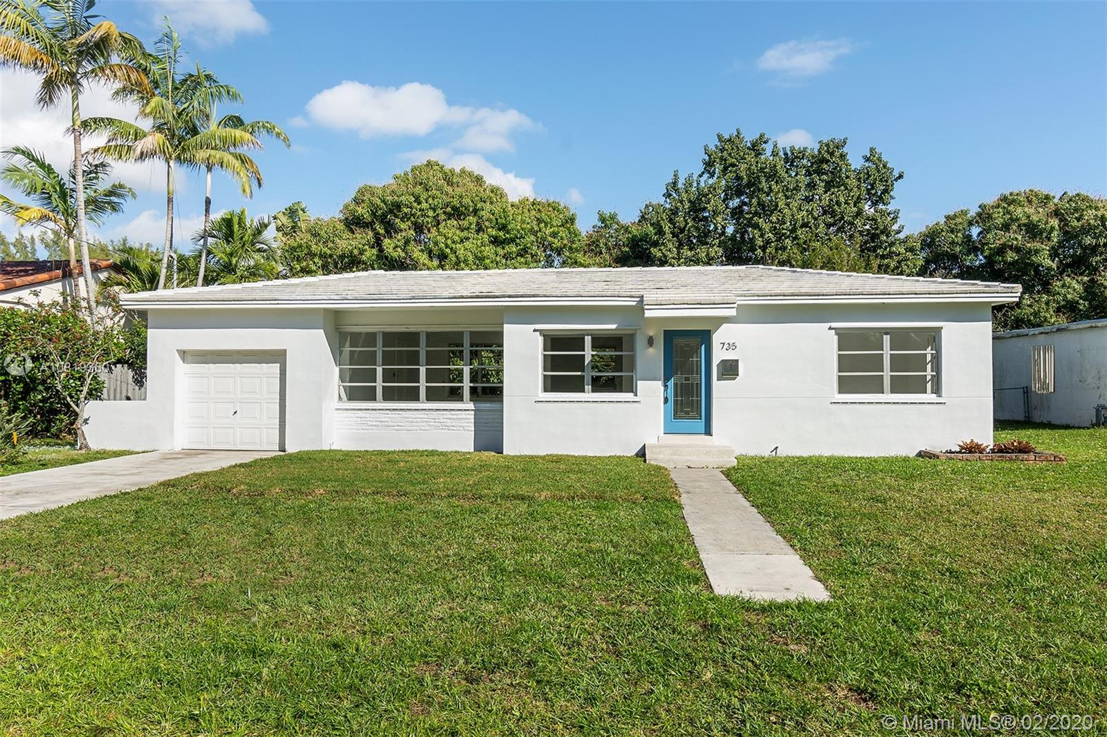 735 NE 111th St  For Sale A10819360, FL
