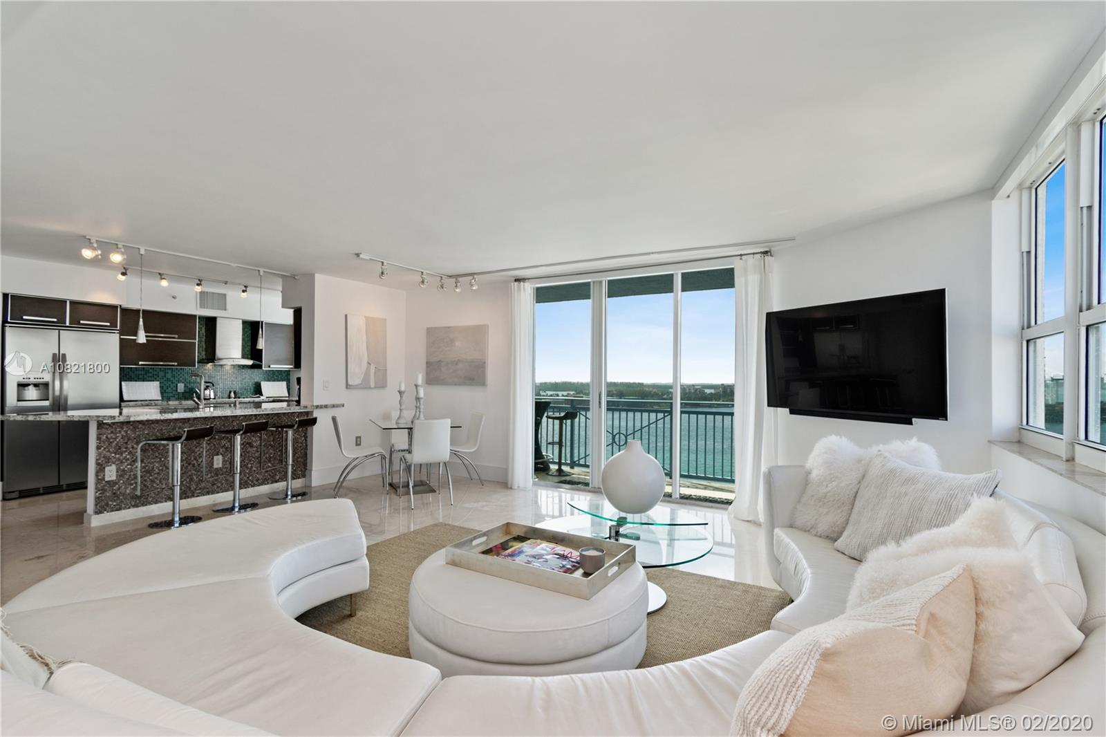 90  Alton Rd #1812 For Sale A10821800, FL