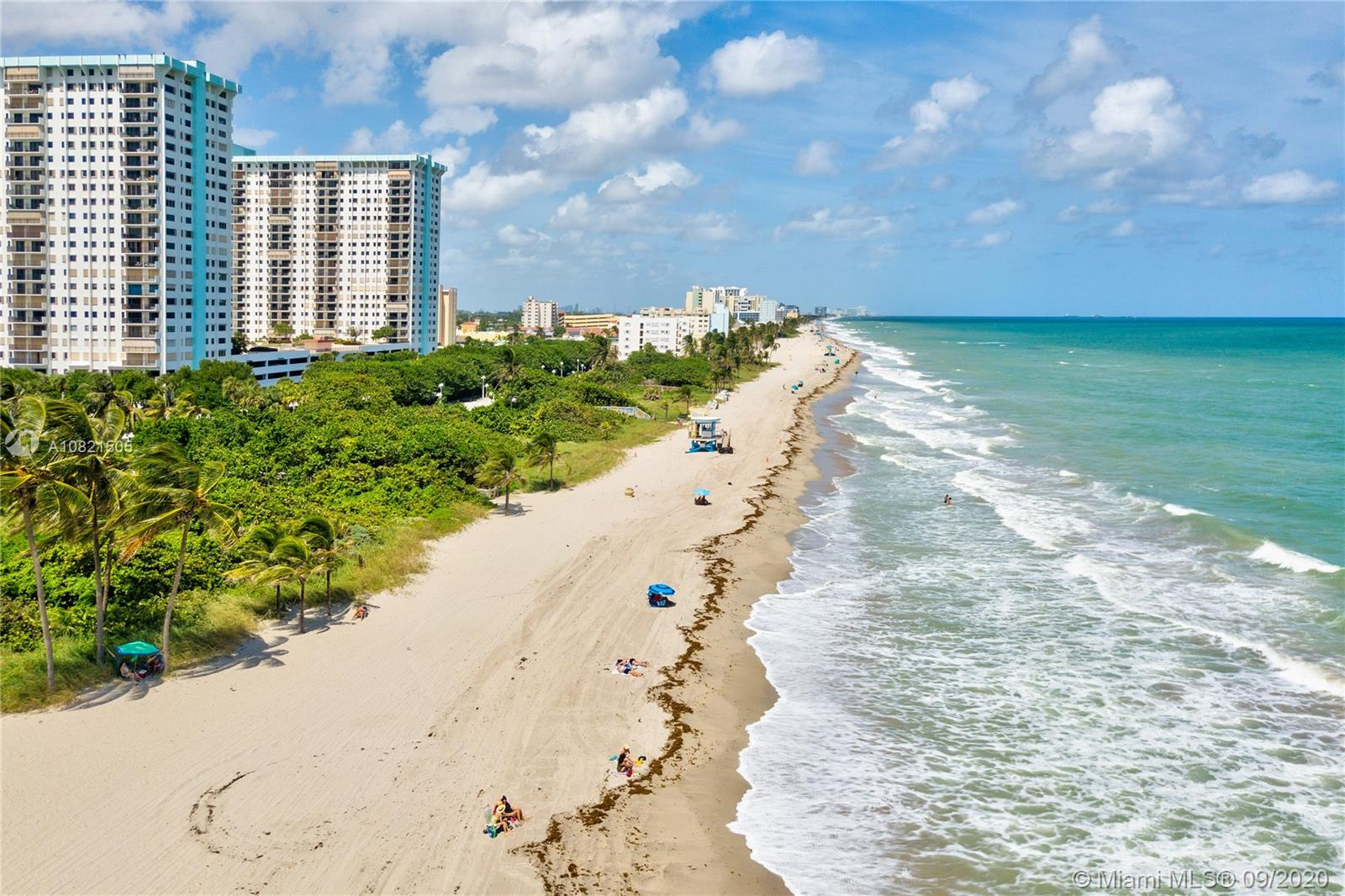 1401 S Ocean Dr #705 For Sale A10821505, FL
