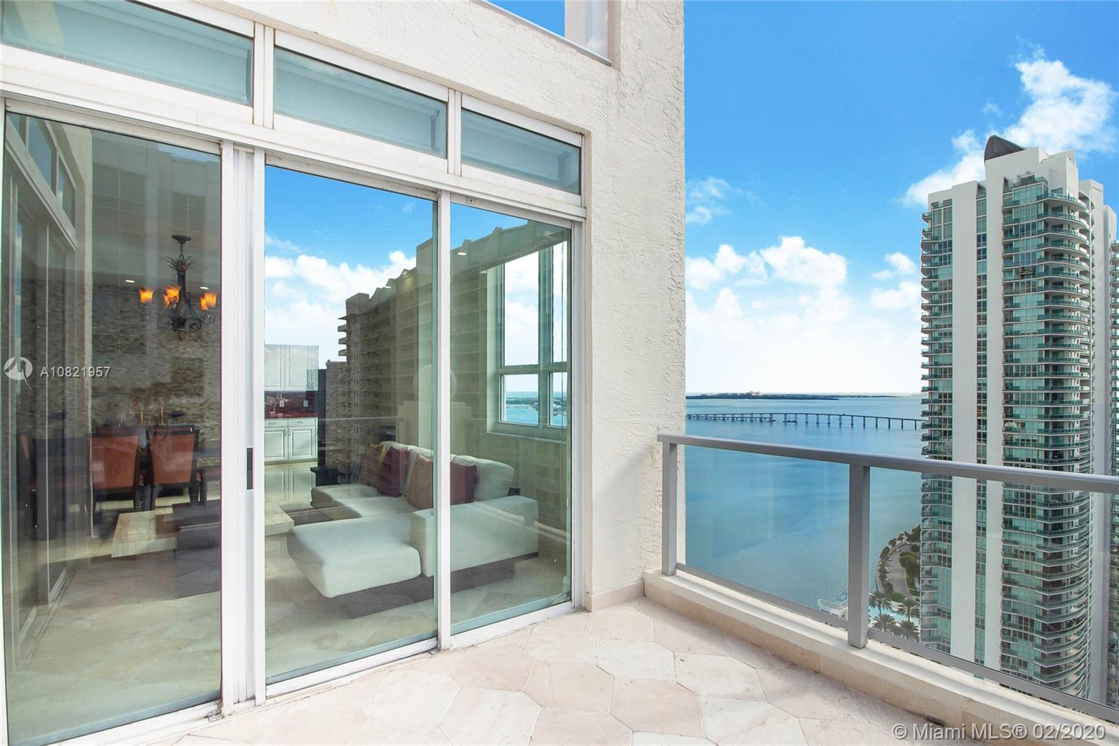 1155  Brickell Bay Dr #PH201 For Sale A10821957, FL