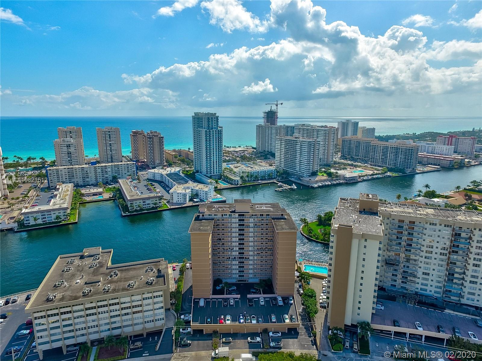 121  Golden Isles Dr #707 For Sale A10821512, FL