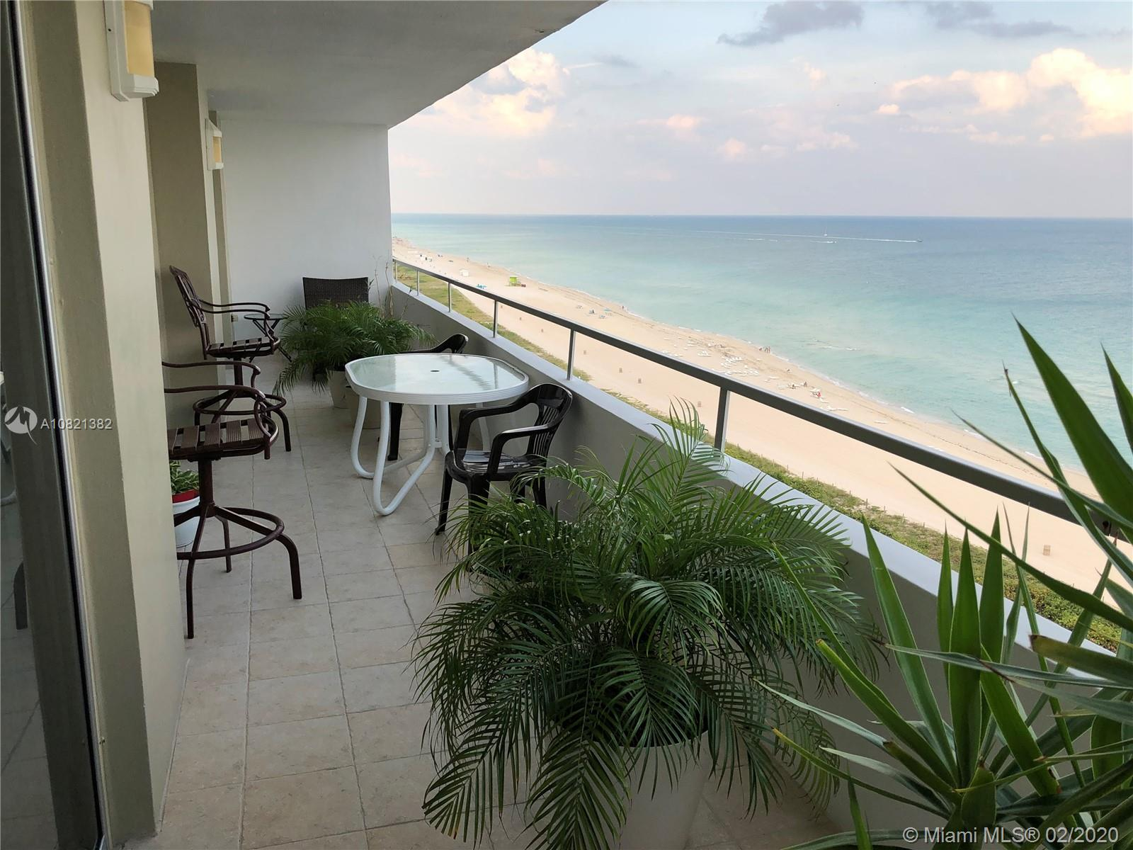 5555  Collins Ave #14L For Sale A10821382, FL