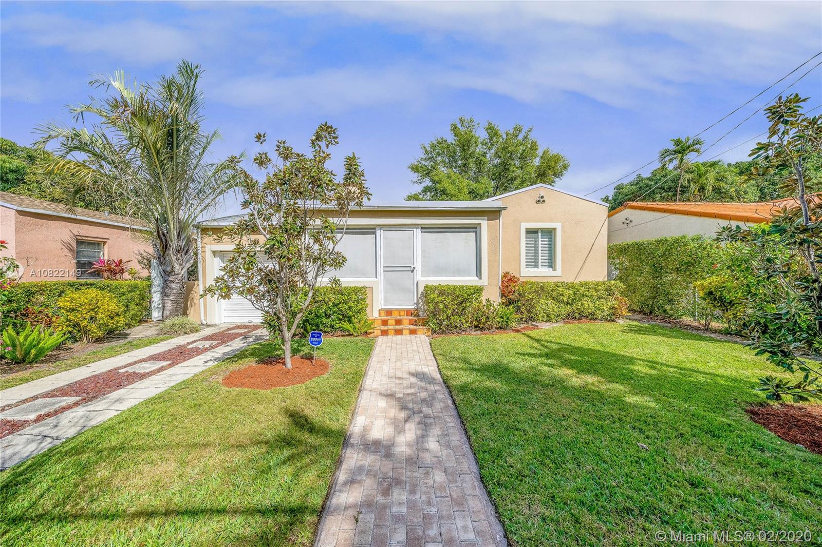 1651 SW 20 St  For Sale A10822149, FL