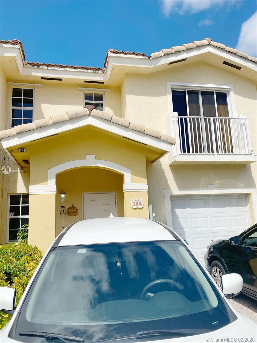 13974 SW 260th St #104 For Sale A10822175, FL