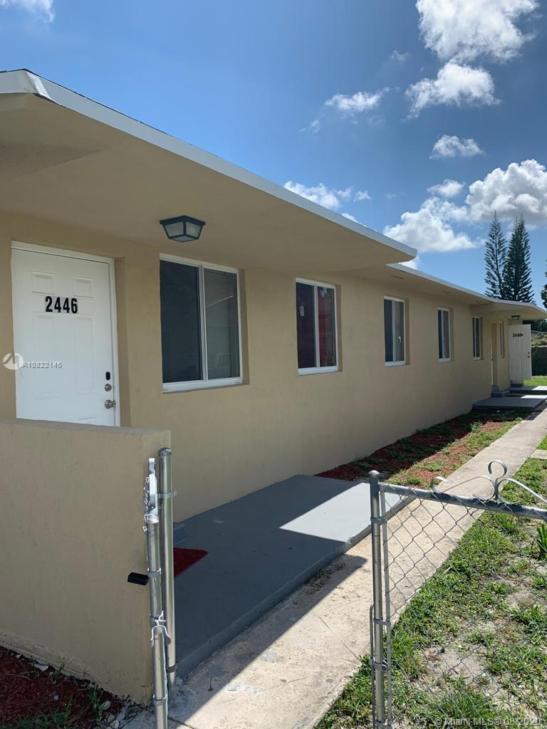 2446 NW 44th St  For Sale A10822145, FL