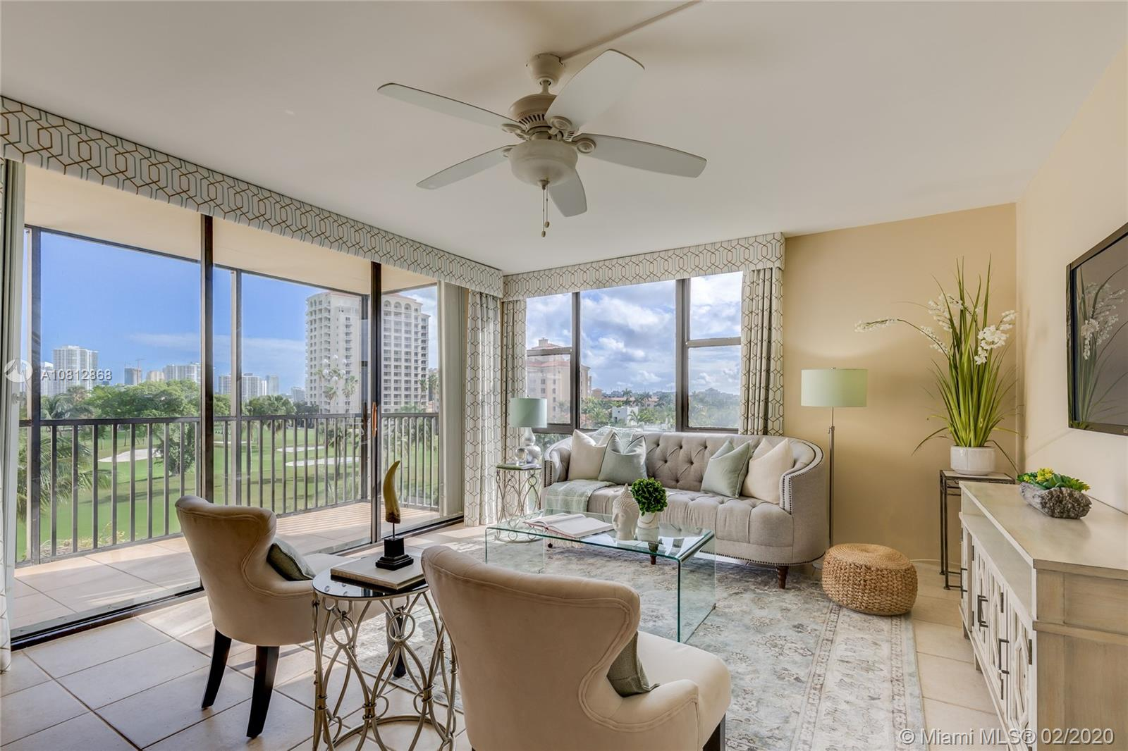 20335 W Country Club Dr #409 For Sale A10812868, FL