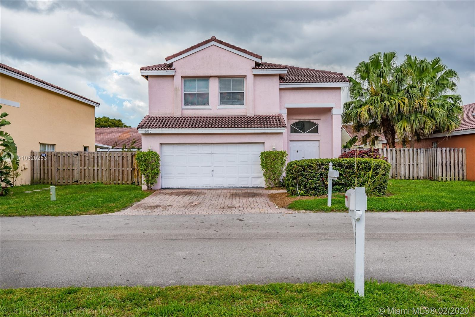 6630 Saltaire Ter, Margate, FL 33063