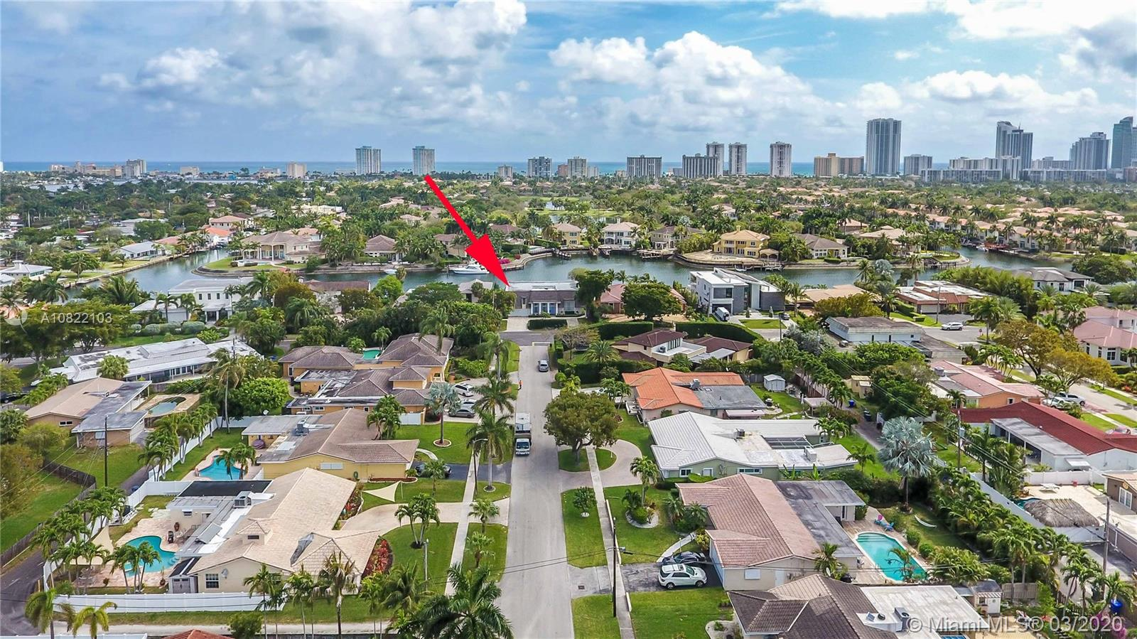 1101  Diplomat Pkwy  For Sale A10822103, FL