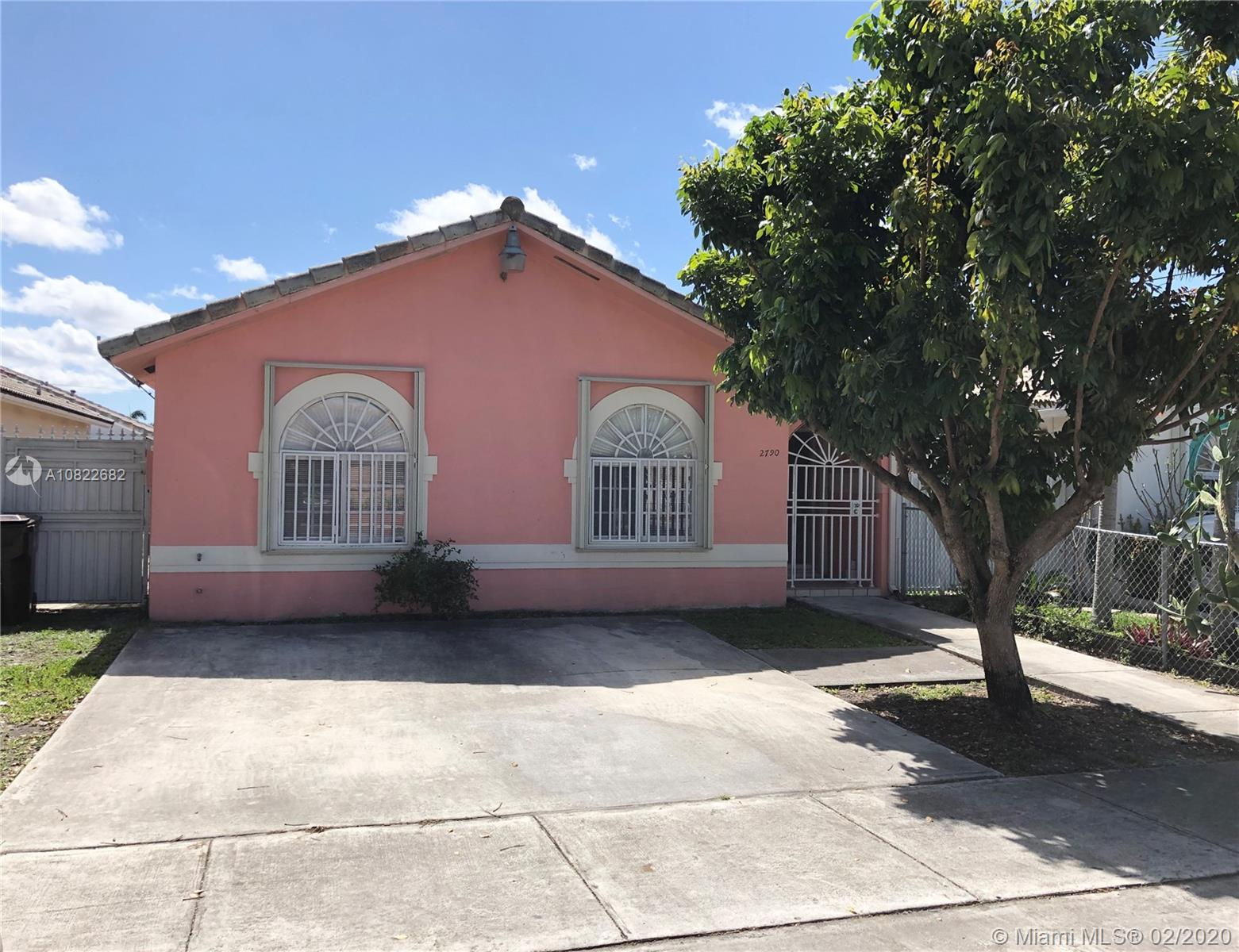 2790 W 70th St  For Sale A10822682, FL