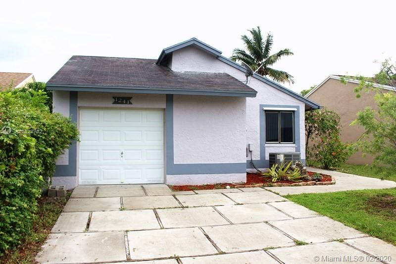 1241 SW 110th Ave  For Sale A10822702, FL