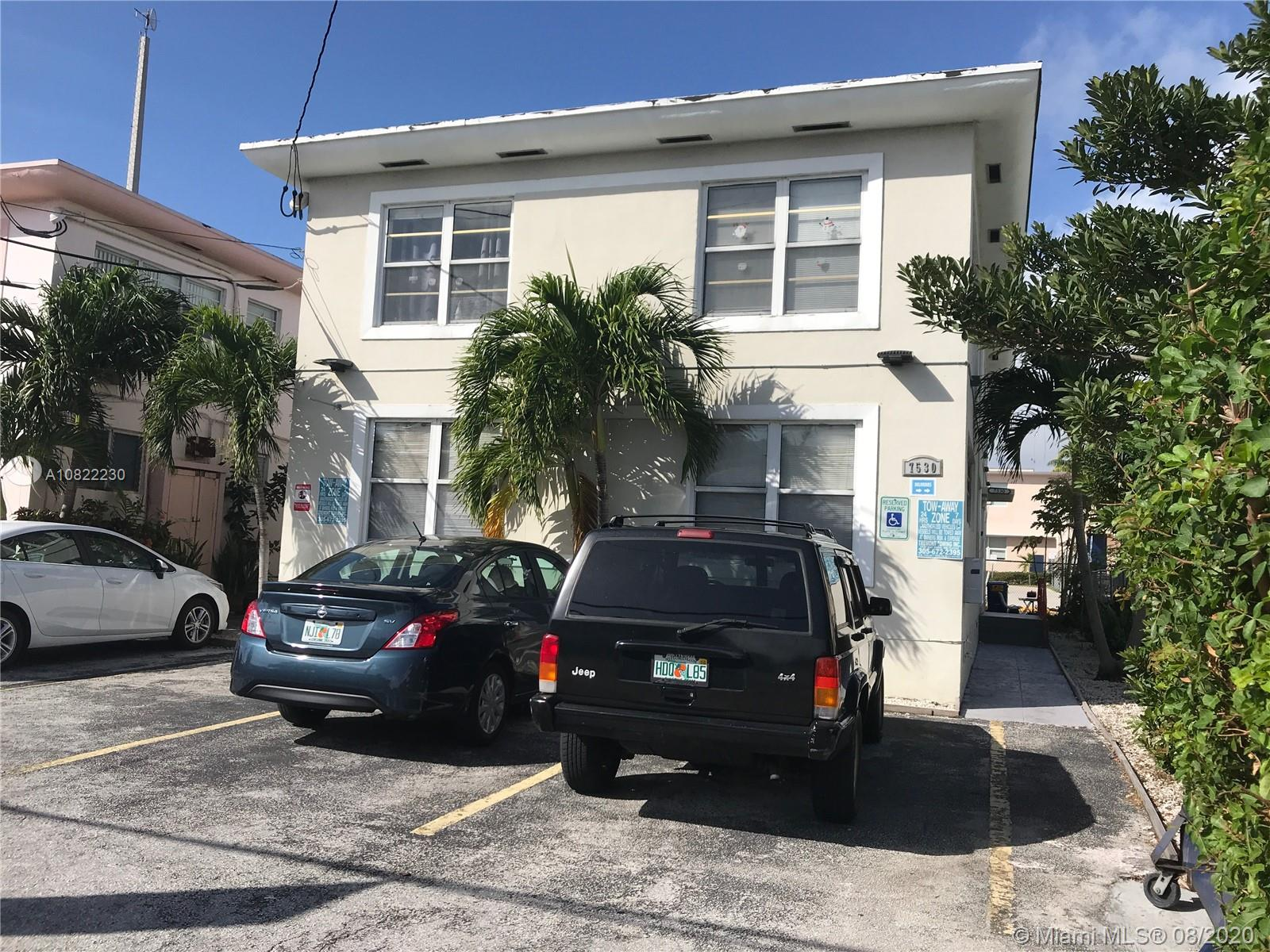 7530  Dickens Ave  For Sale A10822230, FL