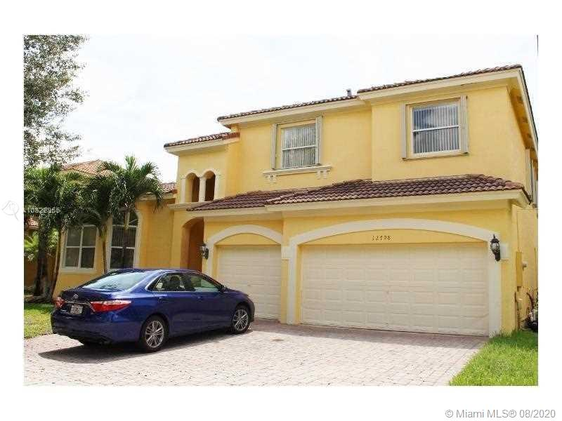 12708 SW 21st St  For Sale A10822955, FL