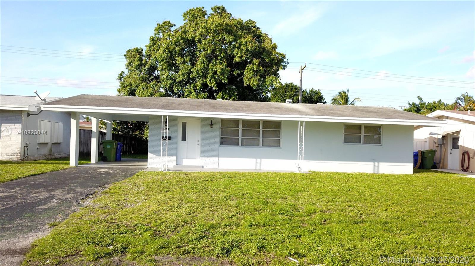 7631 NW 14th St  For Sale A10823044, FL